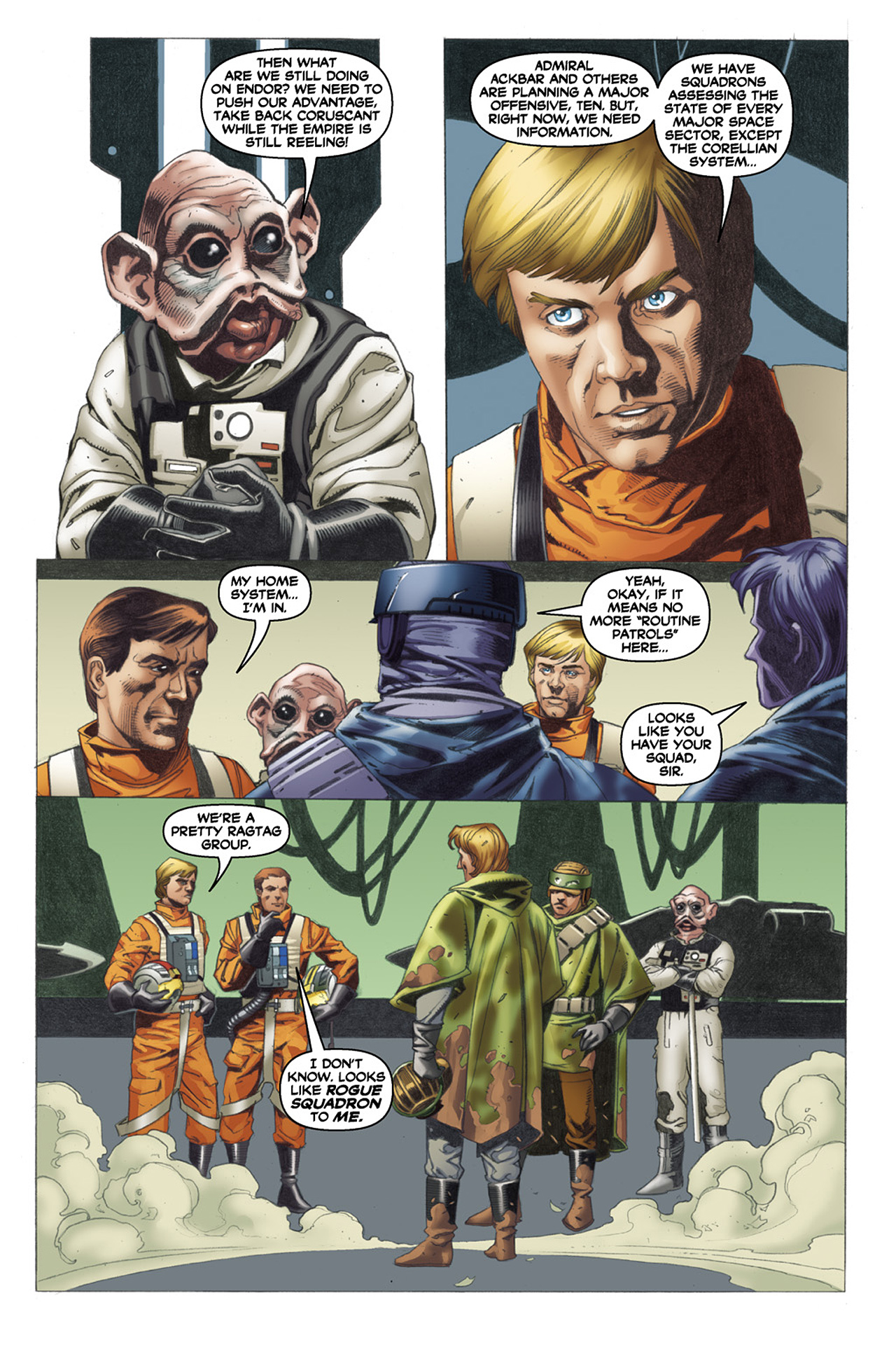 Read online Star Wars Omnibus comic -  Issue # Vol. 1 - 21