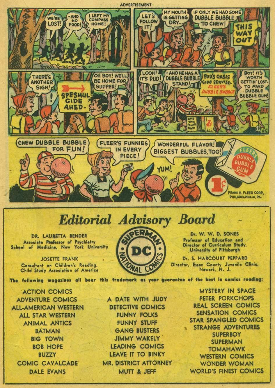 Read online Adventure Comics (1938) comic -  Issue #164 - 25
