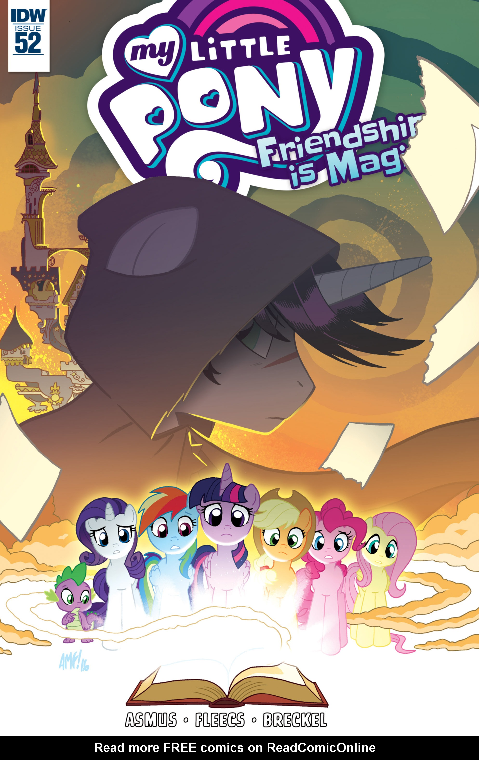 My Little Pony: Friendship is Magic issue 52 - Page 1