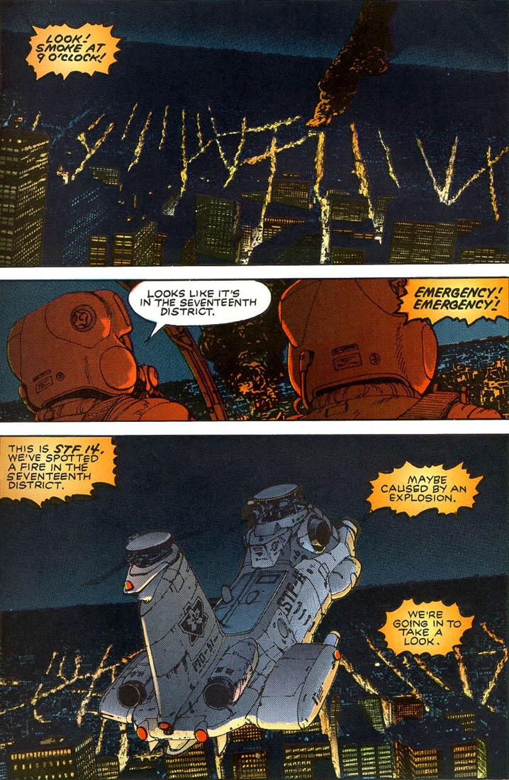 Read online Akira comic -  Issue #1 - 49