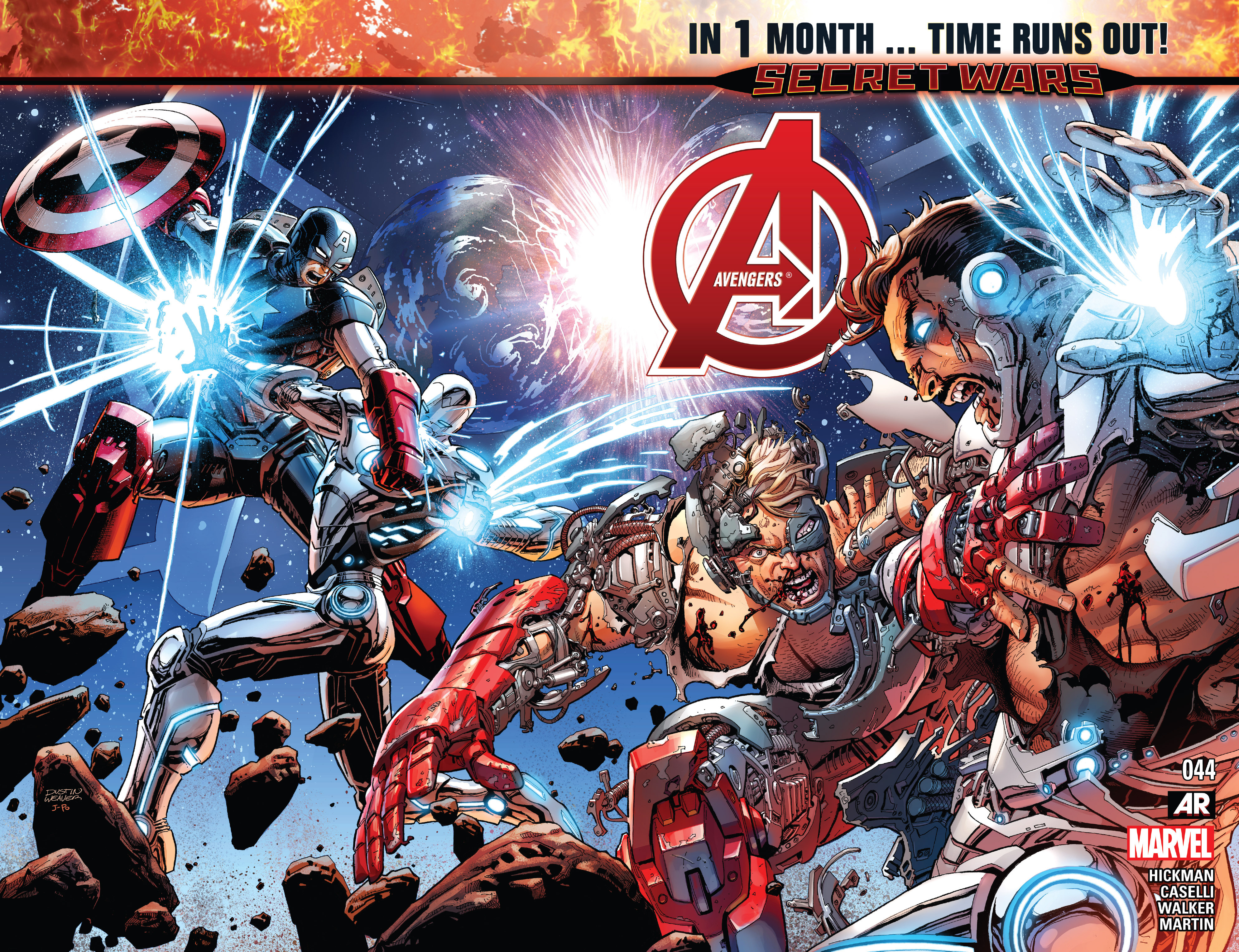 Read online Avengers (2013) comic -  Issue #44 - 2