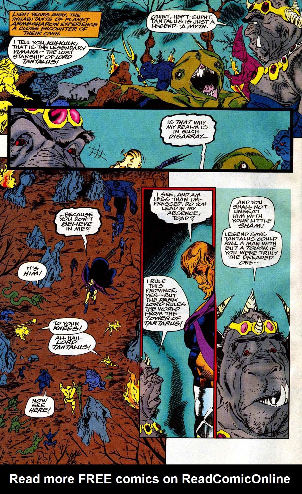 Read online Blackwulf comic -  Issue #8 - 7