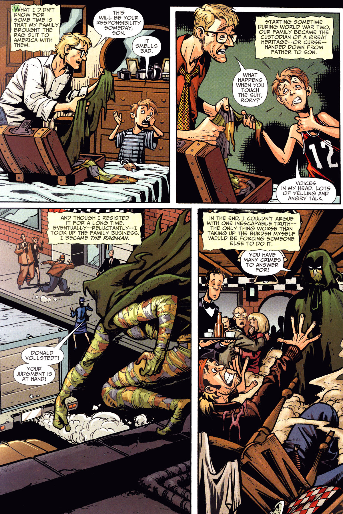 Read online Shadowpact comic -  Issue #8 - 7