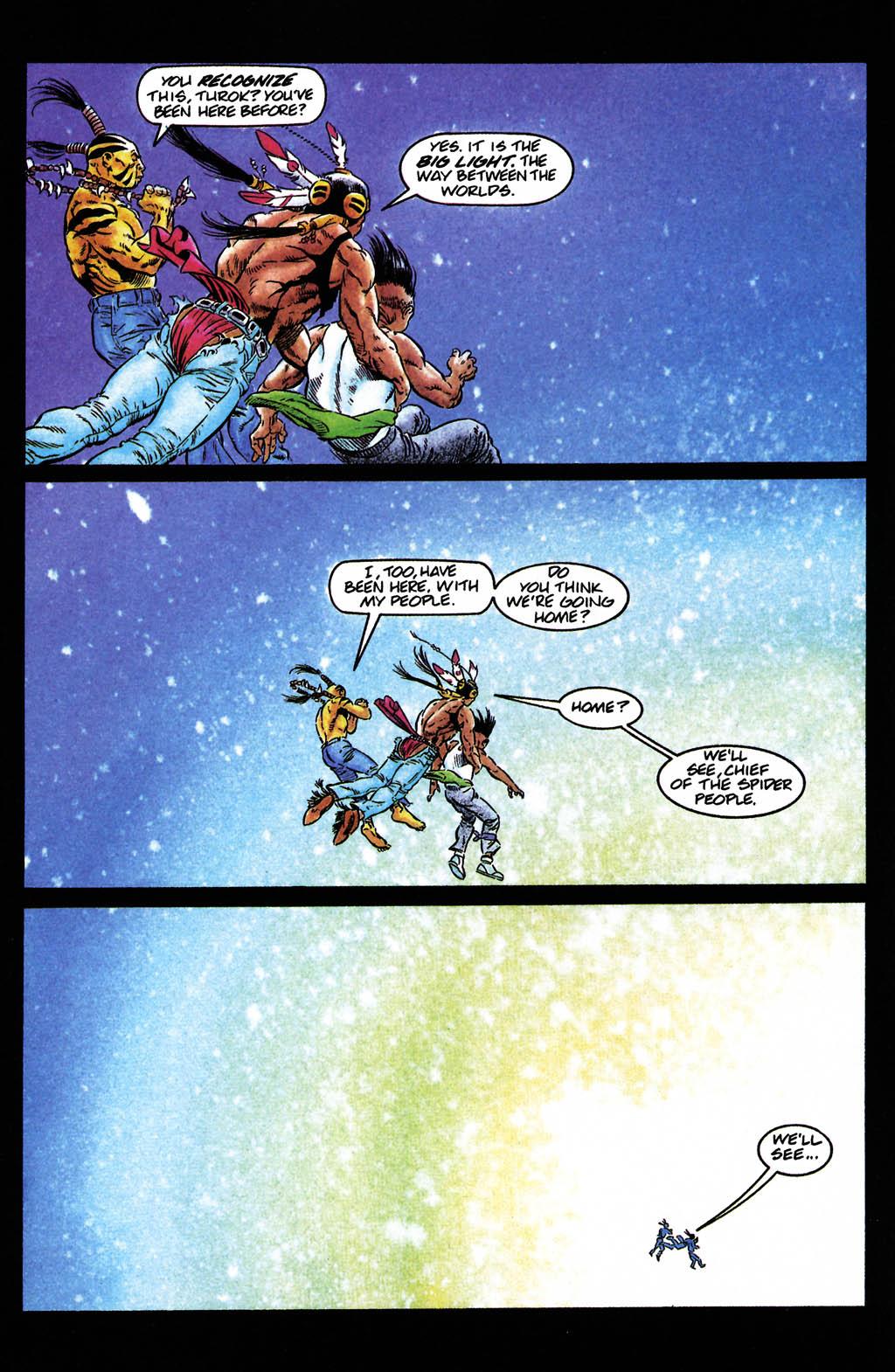 Read online Turok, Dinosaur Hunter (1993) comic -  Issue #24 - 5