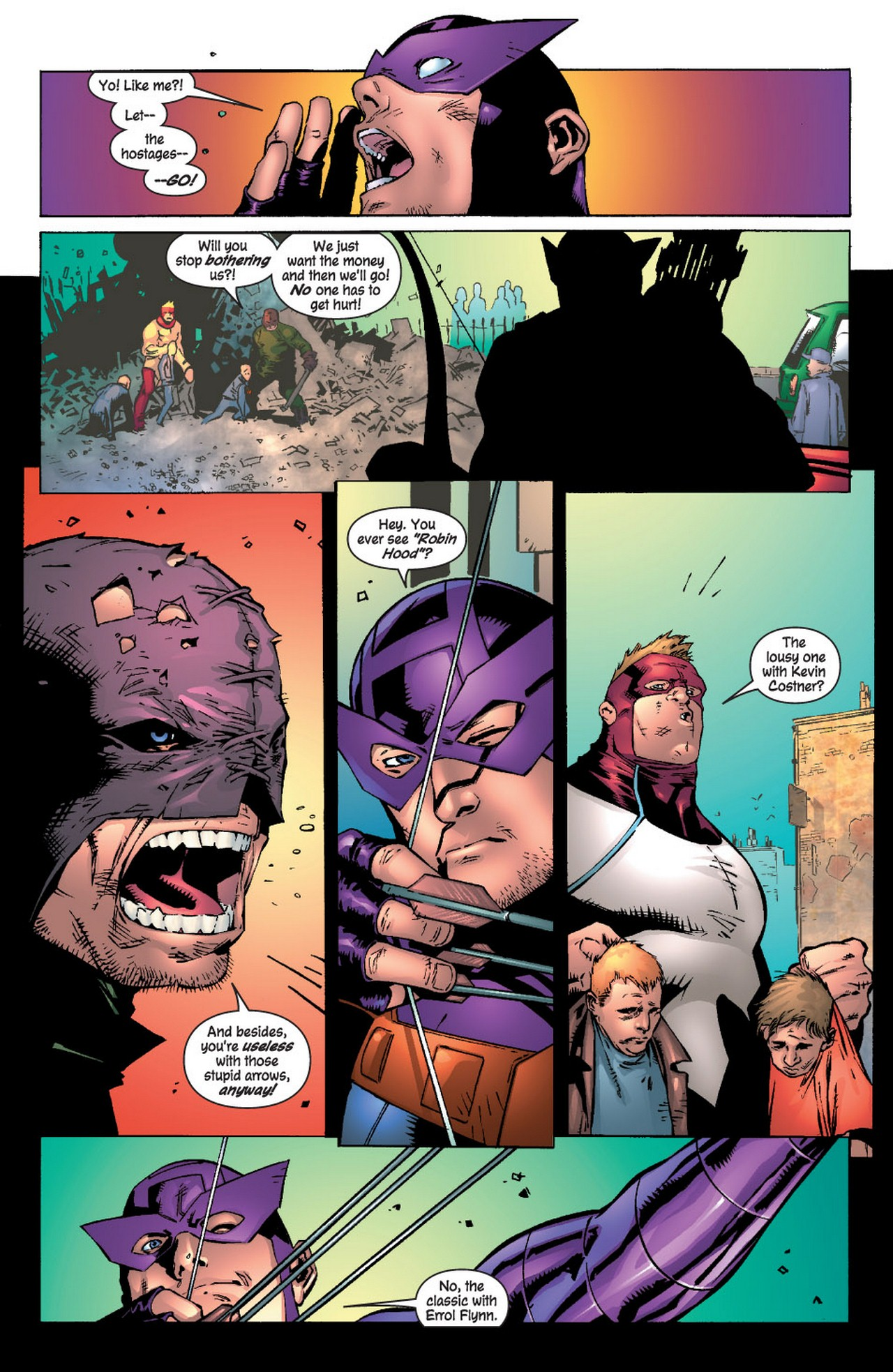 Read online Avengers (1998) comic -  Issue #78 - 10