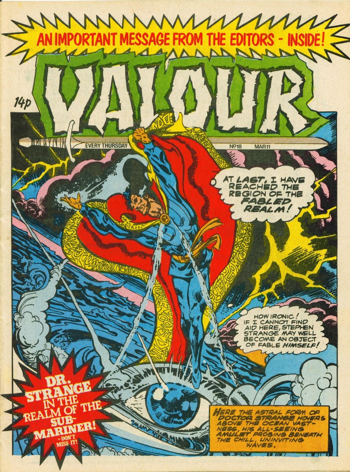 Valour 18 Page 1
