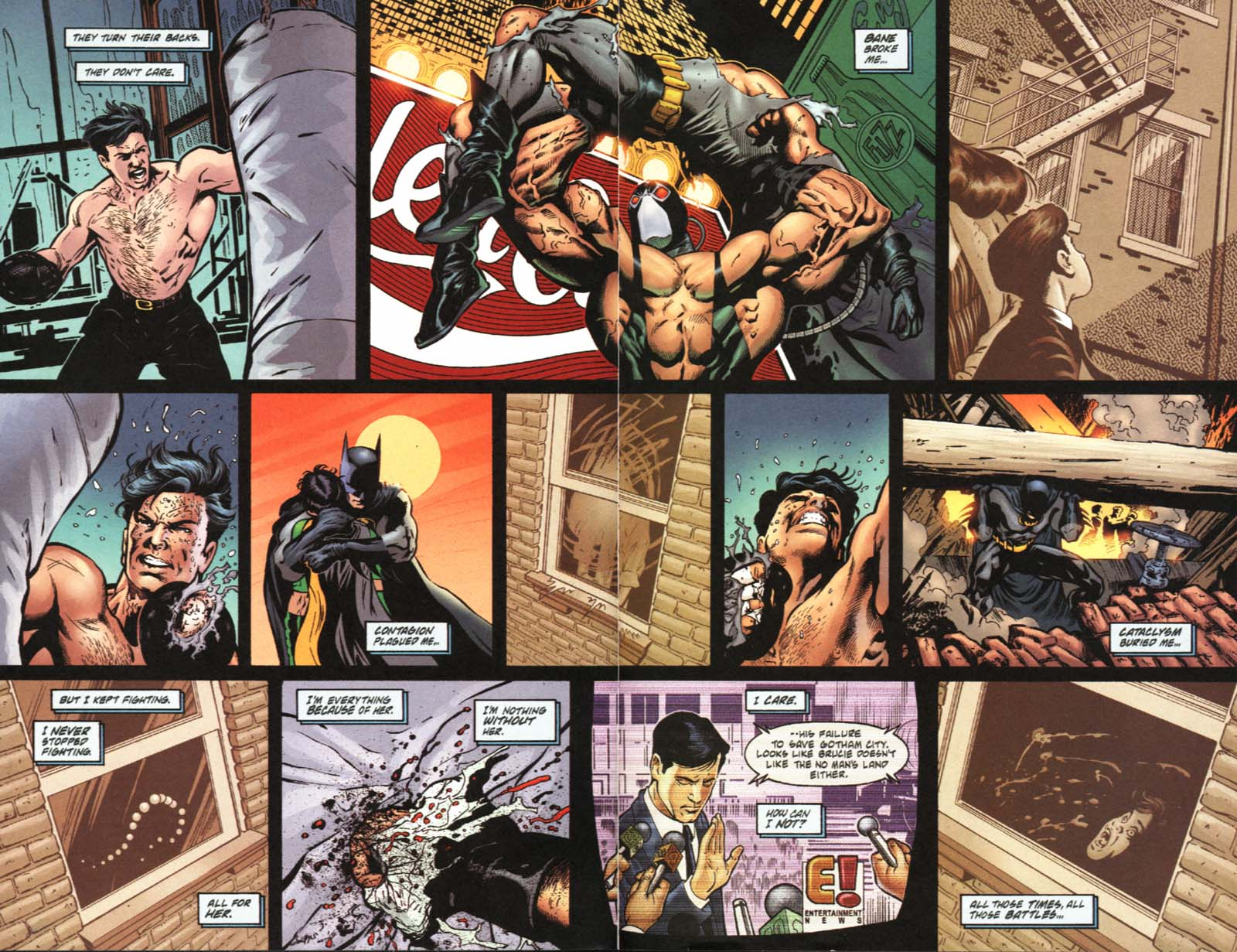 Read online Batman: No Man's Land comic -  Issue #0 - 3