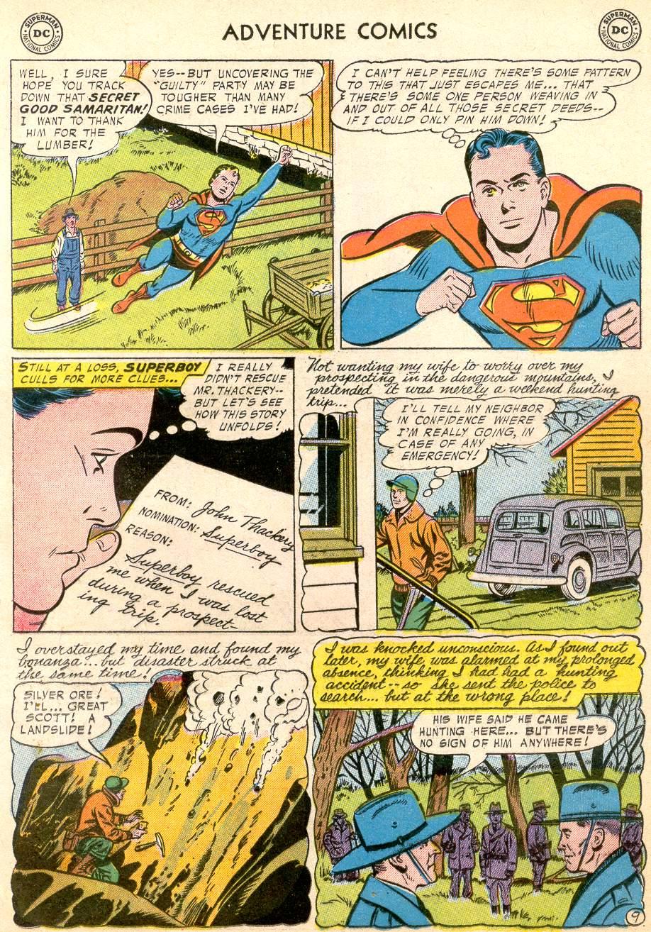 Read online Adventure Comics (1938) comic -  Issue #227 - 11