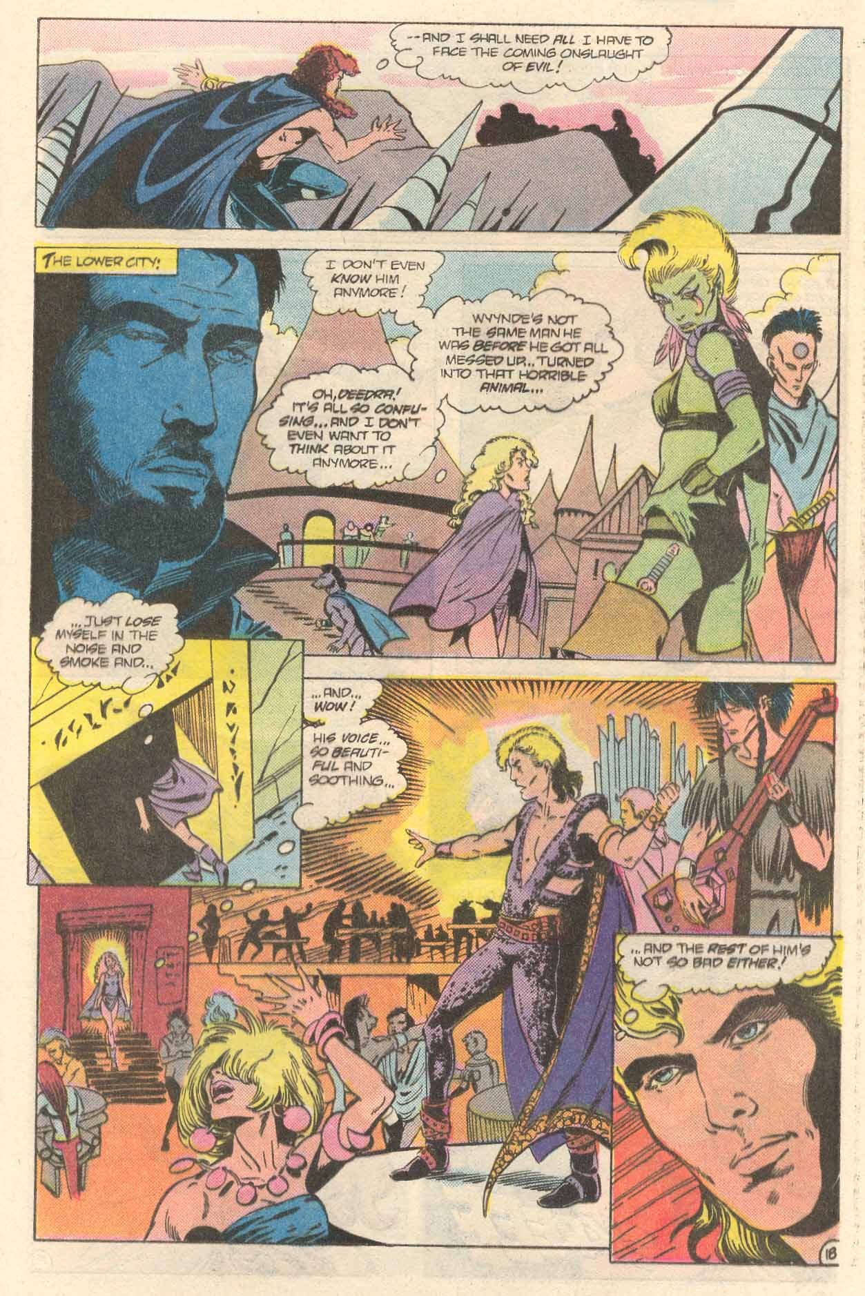 Read online Arion, Lord of Atlantis comic -  Issue #34 - 19