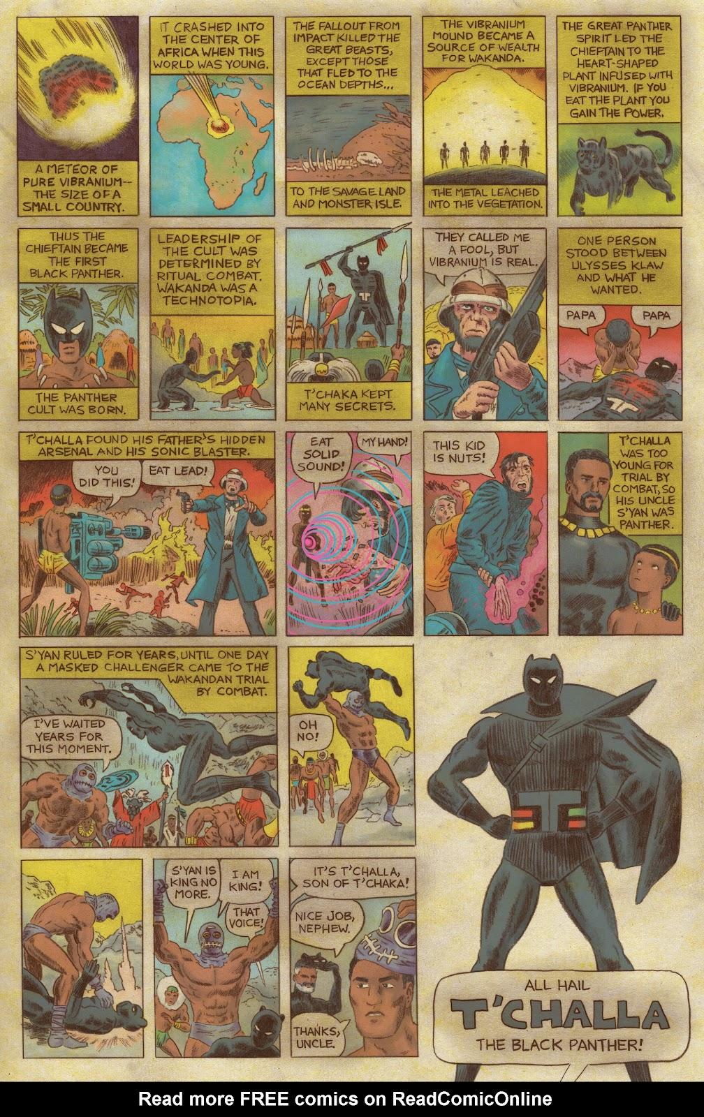 Read online Fantastic Four: Grand Design comic -  Issue #1 - 9