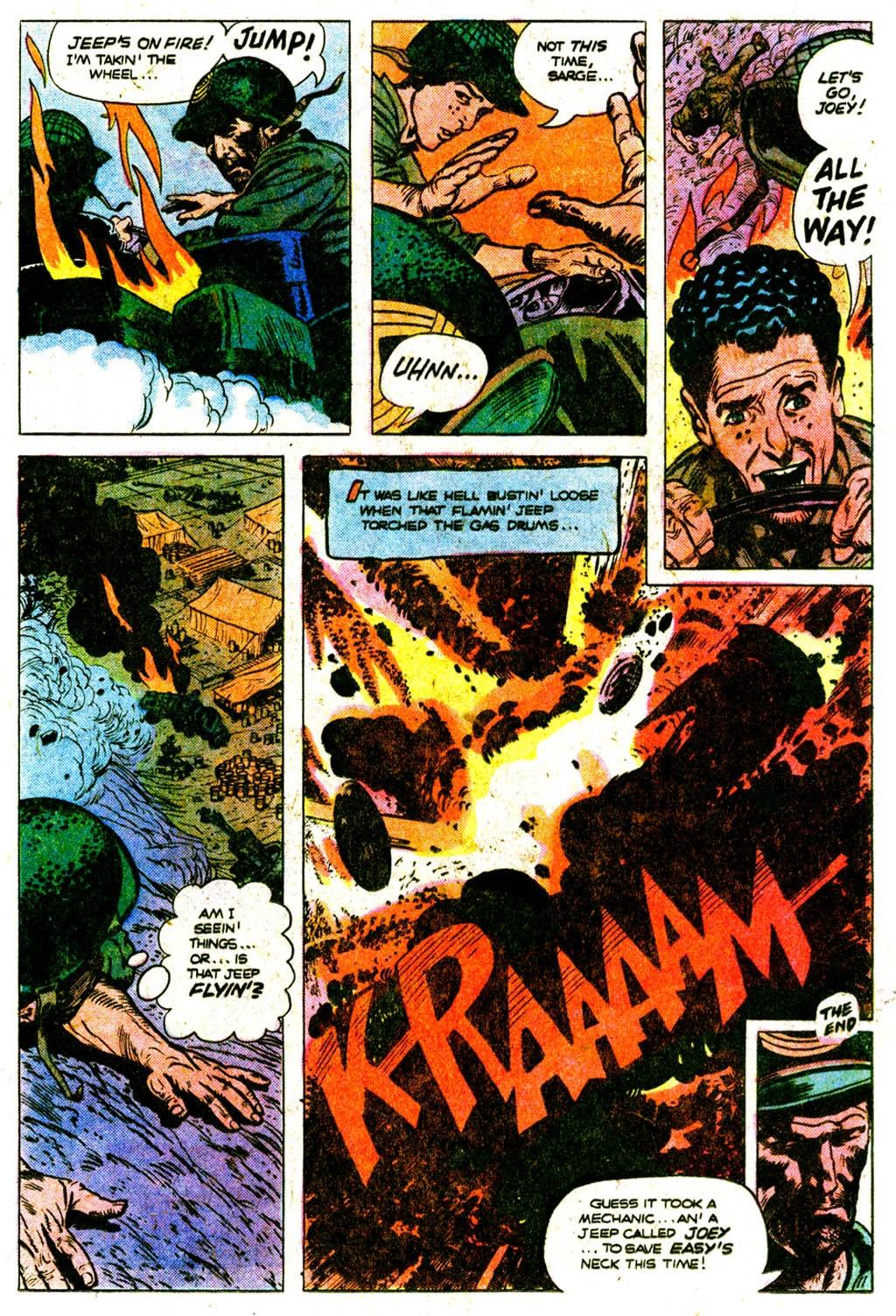 Read online Sgt. Rock comic -  Issue #313 - 20