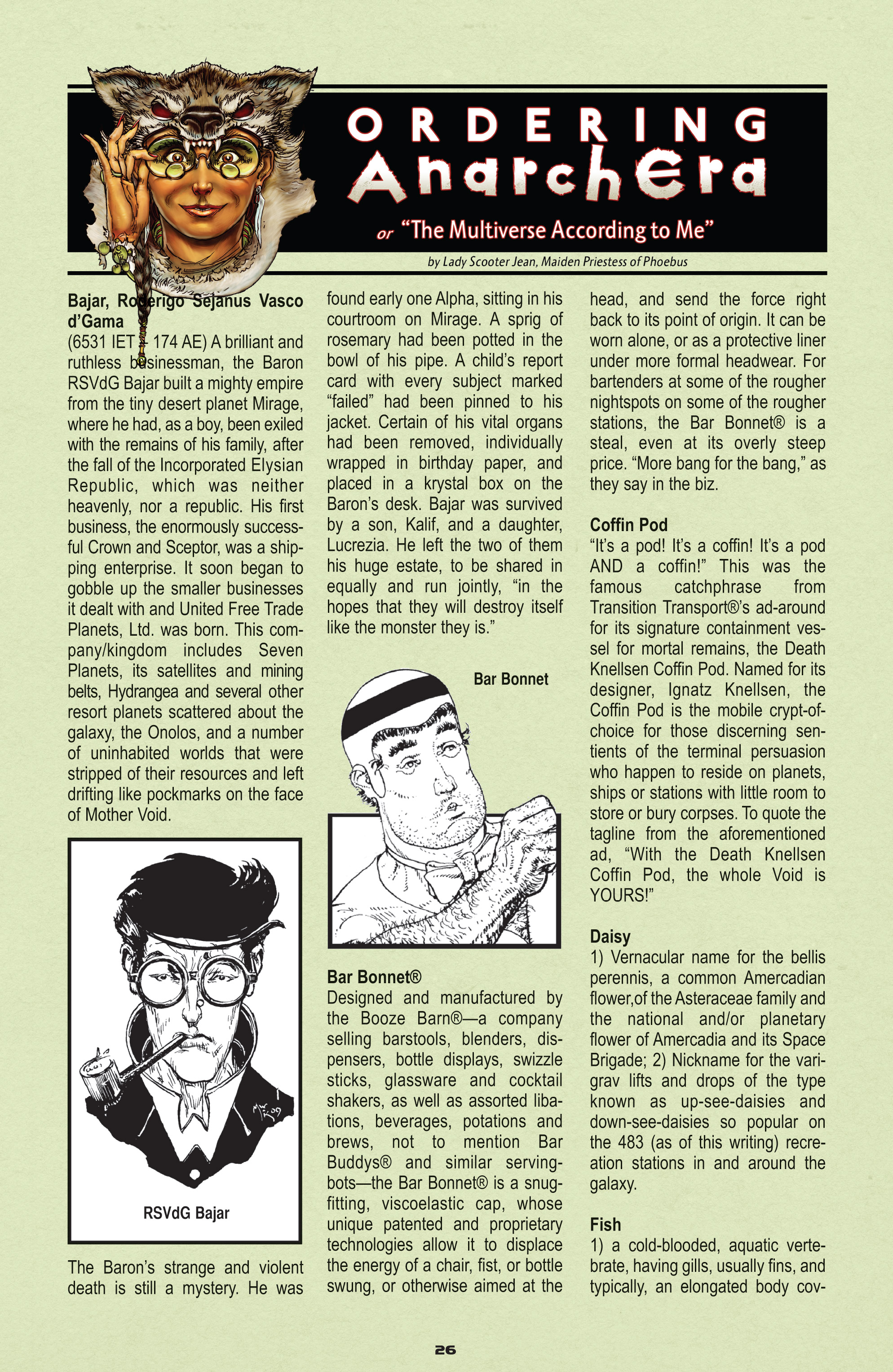 Read online Starstruck: Old Proldiers Never Die comic -  Issue #5 - 24