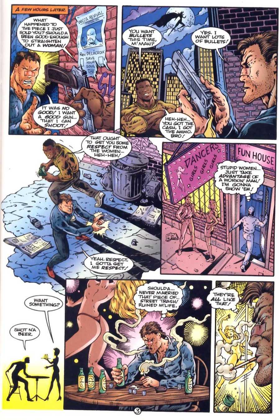 Read online Ultraverse Premiere comic -  Issue #1 - 23