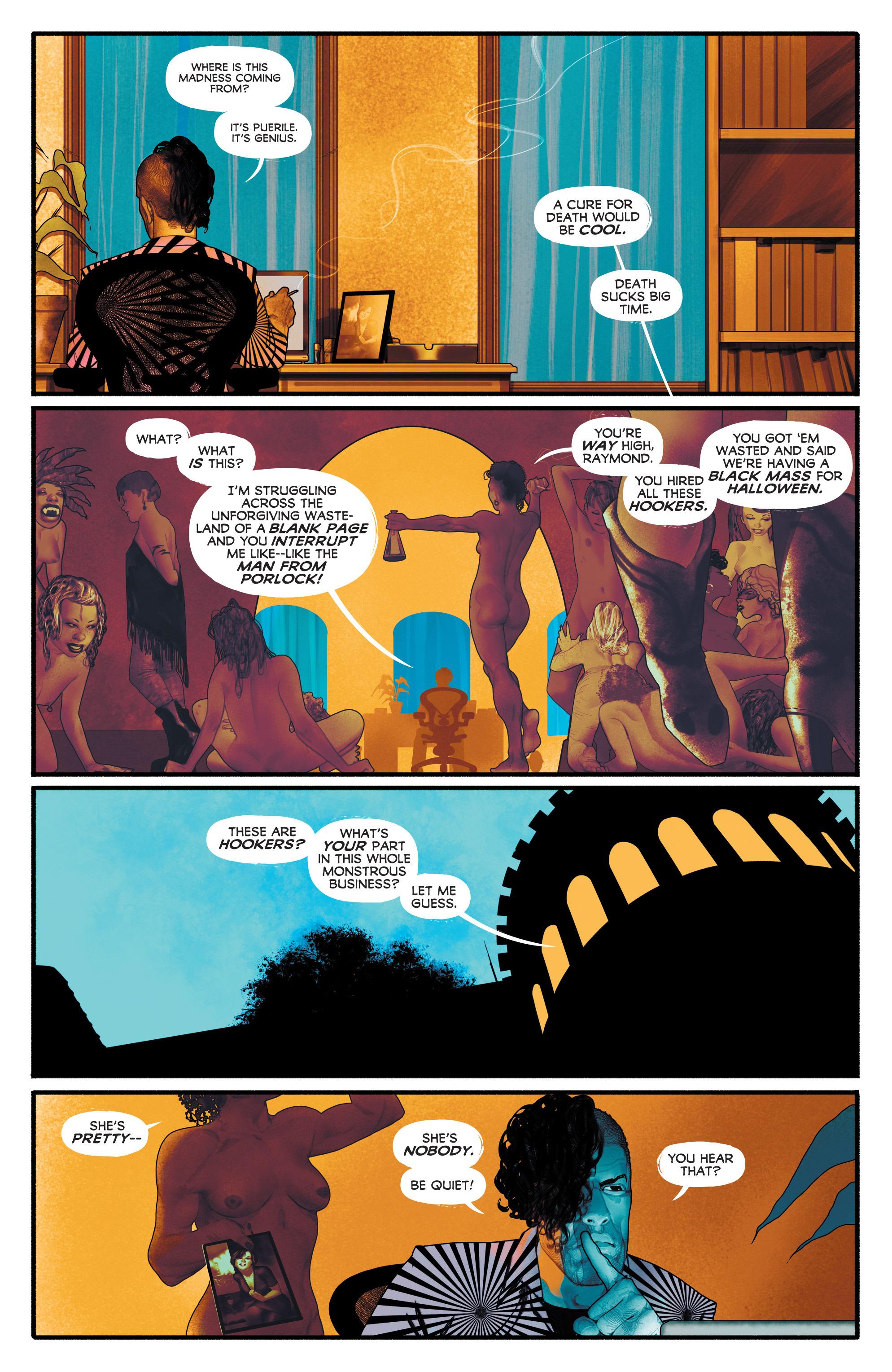 Read online Annihilator comic -  Issue #1 - 21