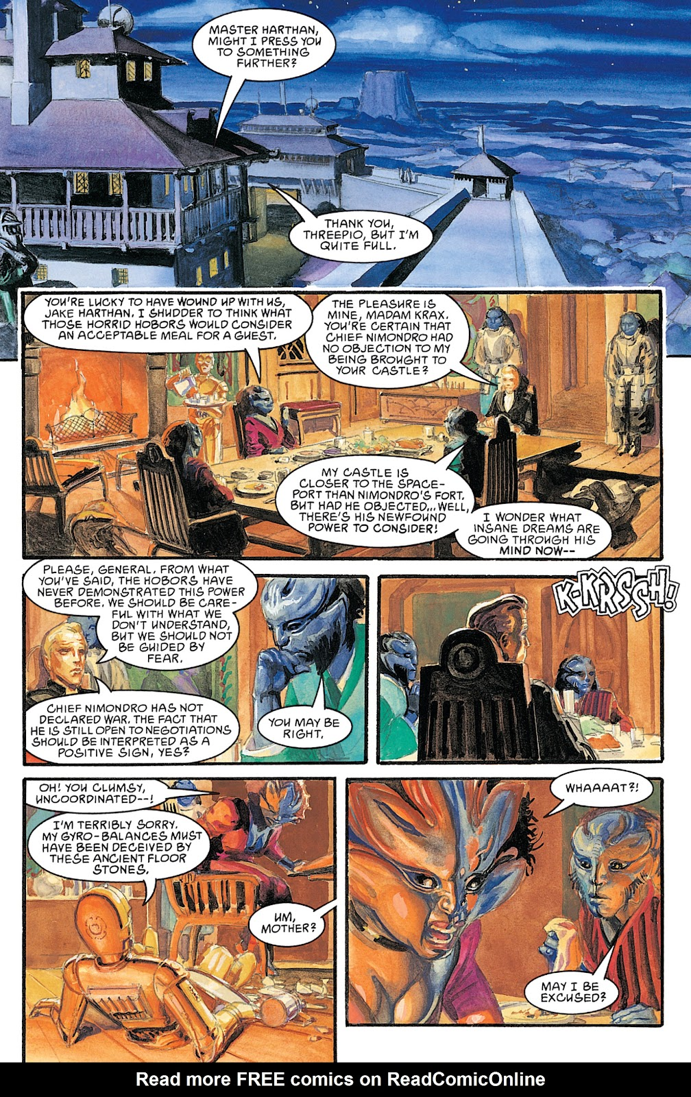 Read online Star Wars Legends Epic Collection: The Empire comic -  Issue # TPB 5 (Part 5) - 9