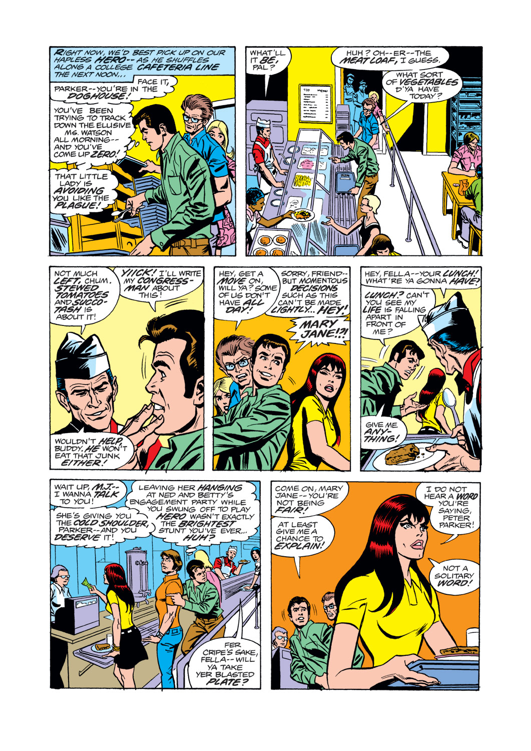 The Amazing Spider-Man (1963) 152 Page 6