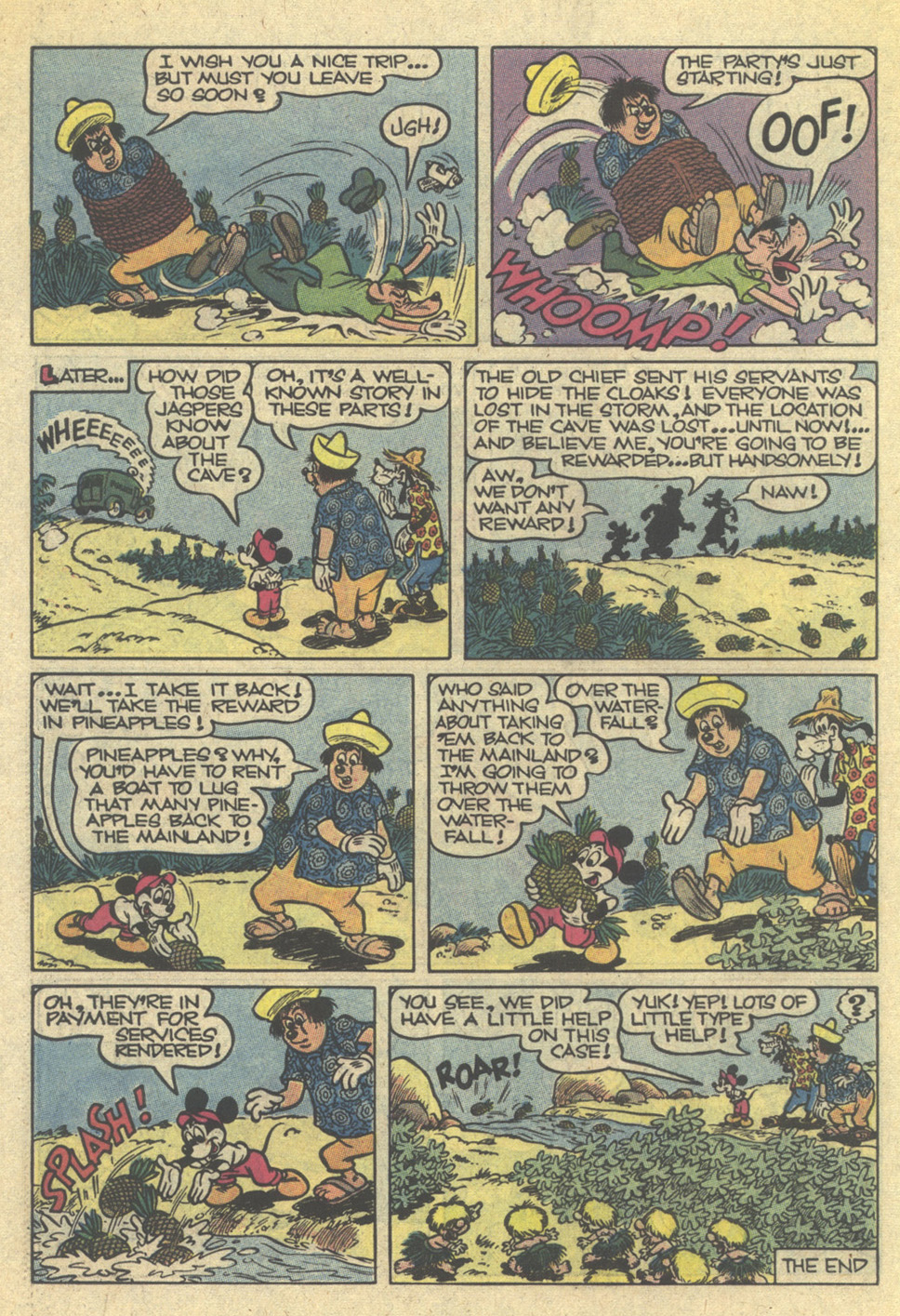 Walt Disney's Comics and Stories issue 502 - Page 34