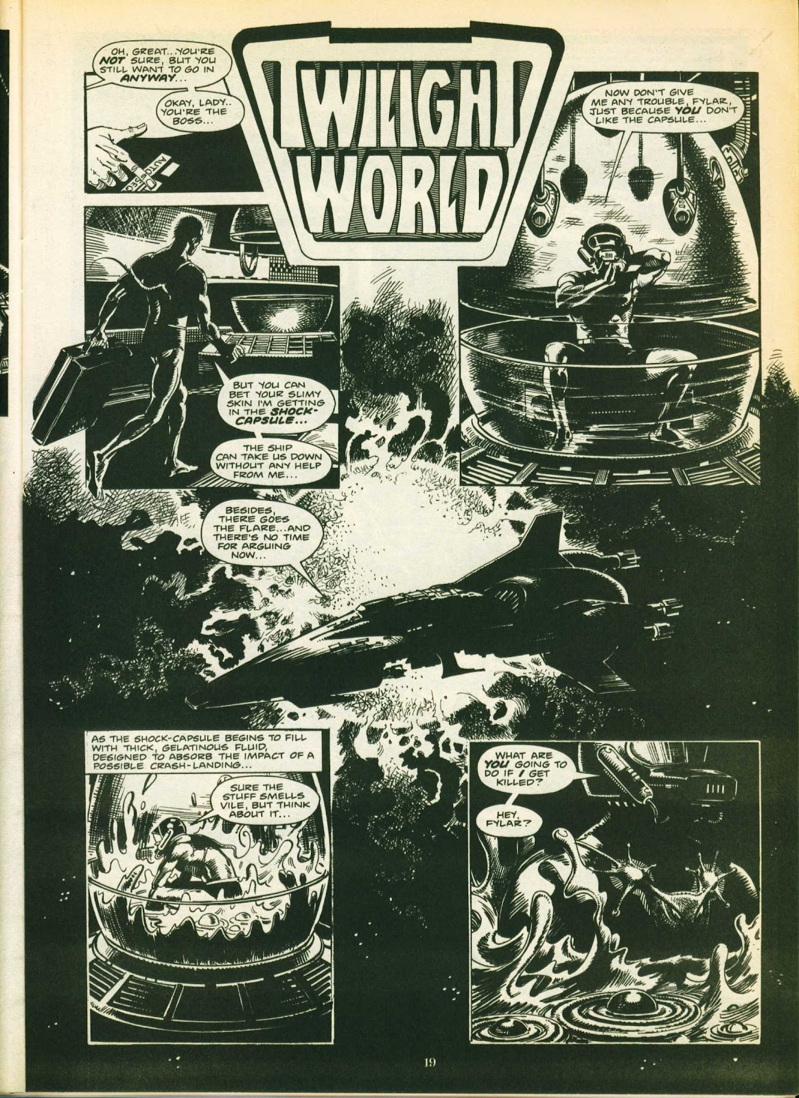 Warrior Issue #14 #15 - English 19