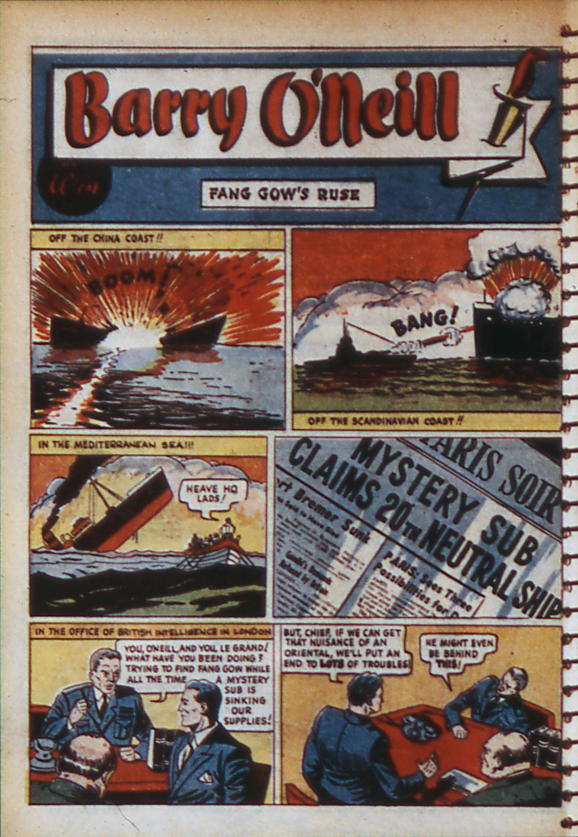 Read online Adventure Comics (1938) comic -  Issue #56 - 13