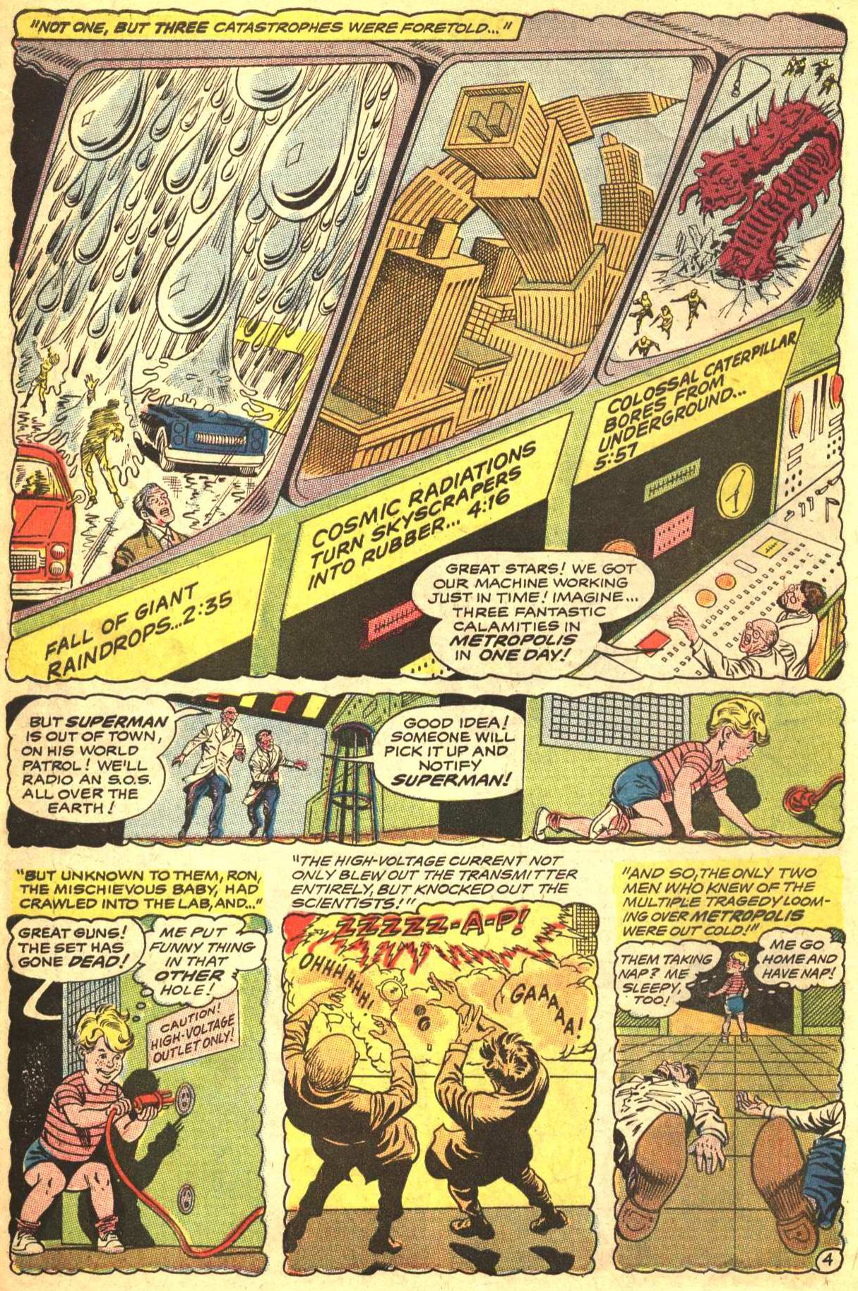 Read online Action Comics (1938) comic -  Issue #367 - 6