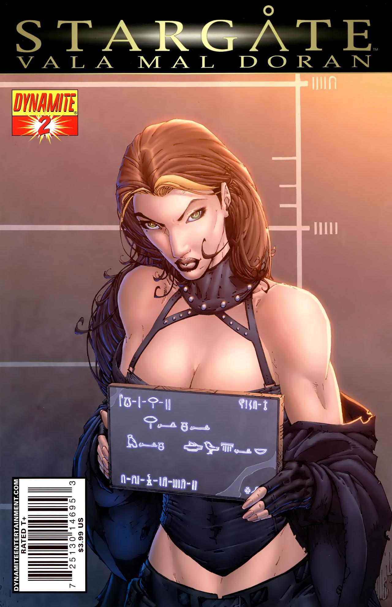 Read online Stargate Vala Mal Doran comic -  Issue #2 - 1
