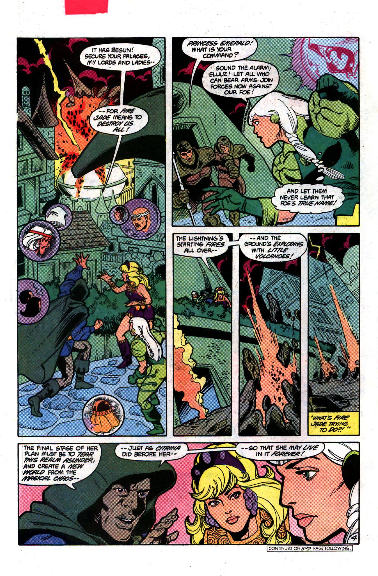 Read online Amethyst (1985) comic -  Issue #8 - 4