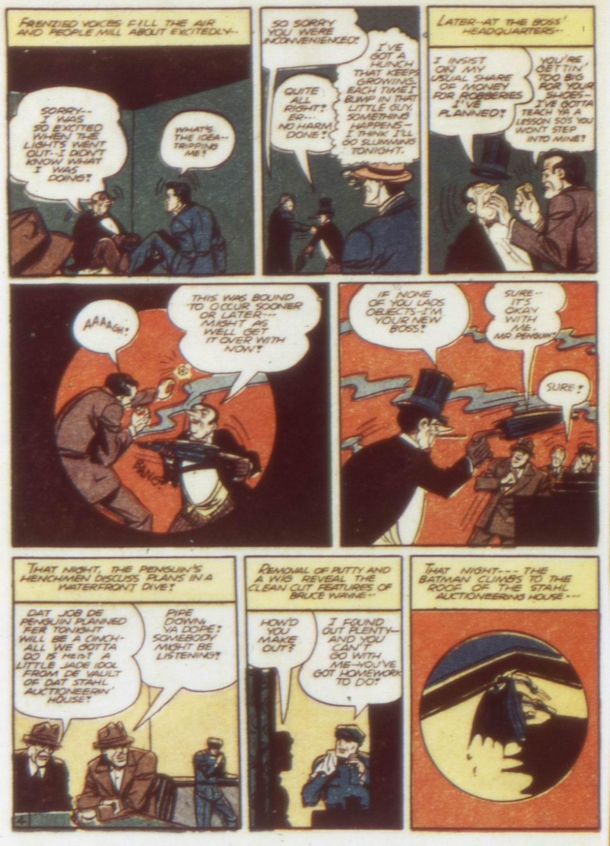 Read online Detective Comics (1937) comic -  Issue #58 - 6