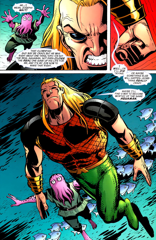 Read online Aquaman: Sword of Atlantis comic -  Issue #57 - 23
