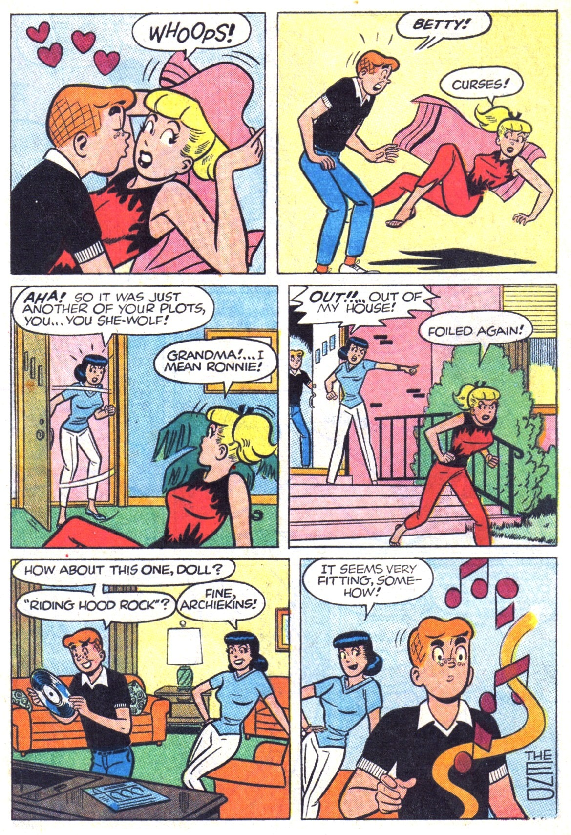 Read online Archie (1960) comic -  Issue #149 - 17