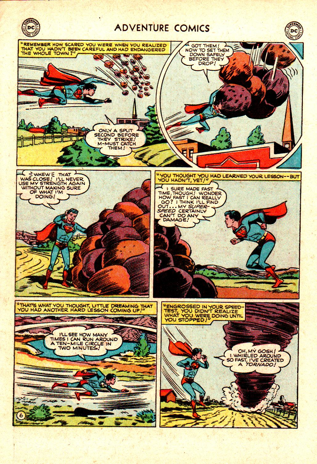 Read online Adventure Comics (1938) comic -  Issue #173 - 8