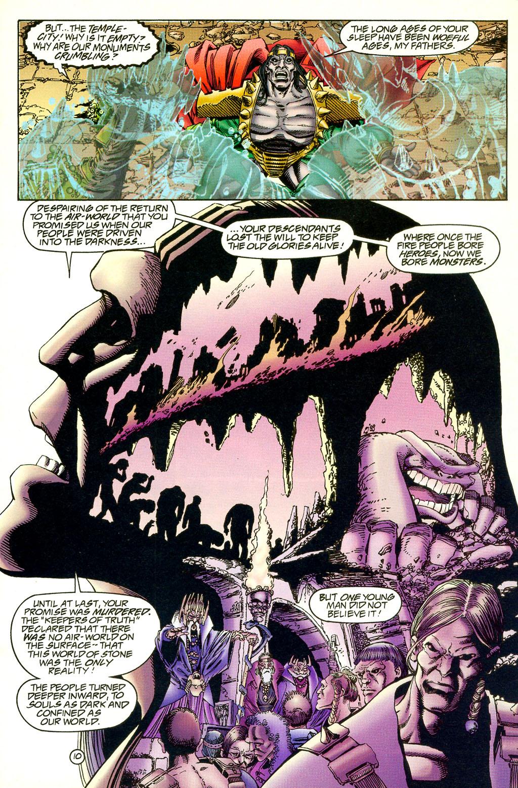Read online UltraForce (1994) comic -  Issue #4 - 10