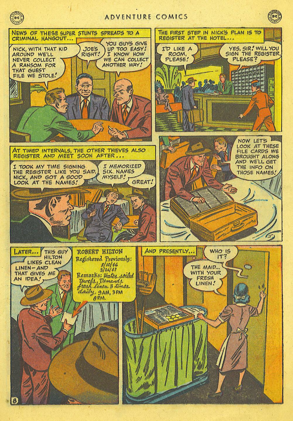Read online Adventure Comics (1938) comic -  Issue #127 - 25