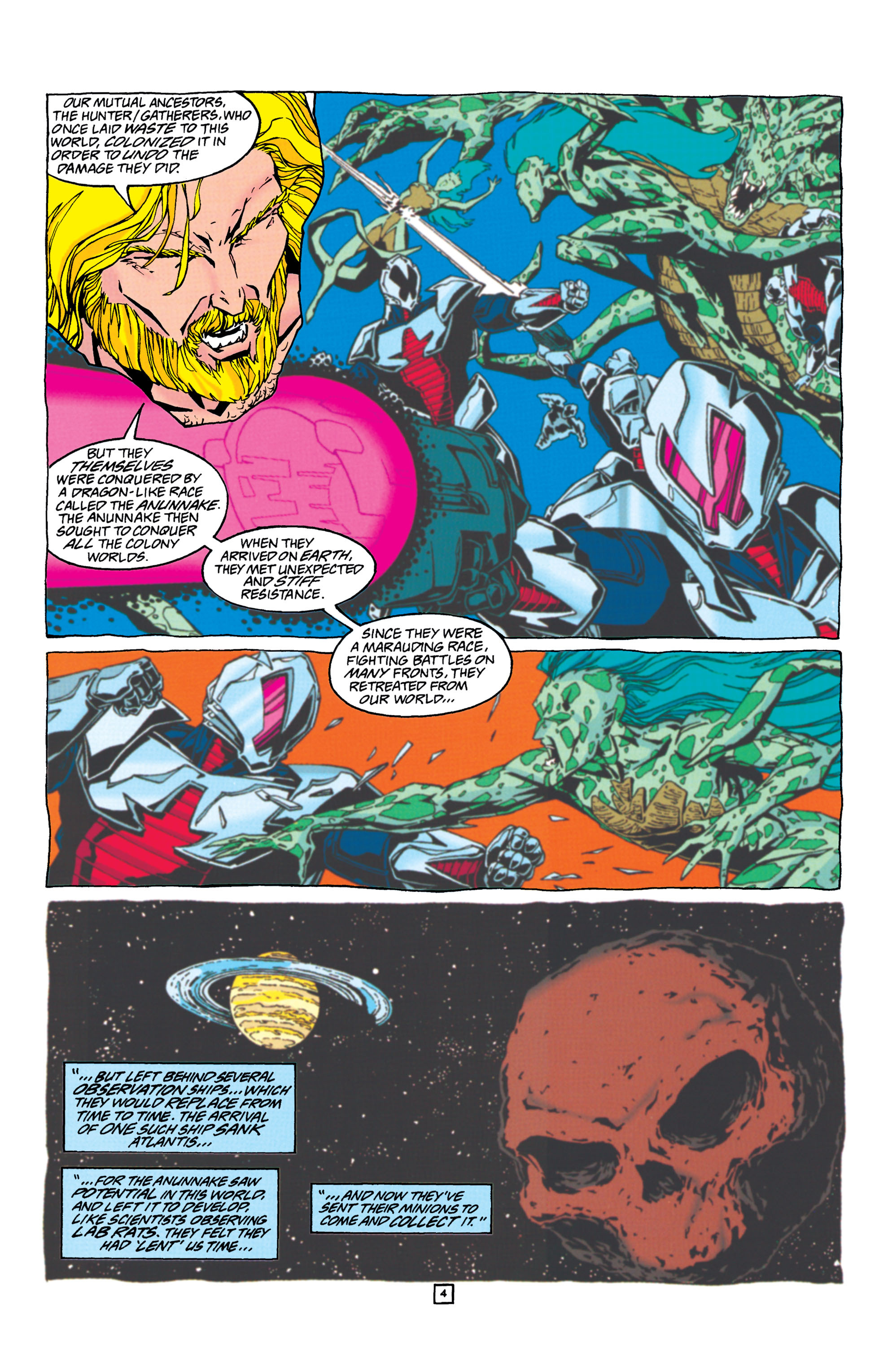 Read online Aquaman (1994) comic -  Issue #24 - 5