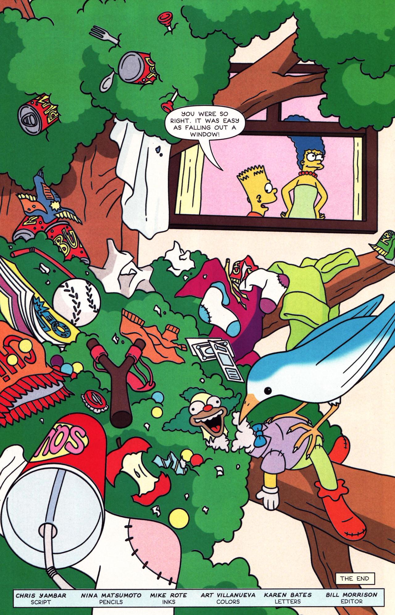 Read online Simpsons Comics Presents Bart Simpson comic -  Issue #39 - 16