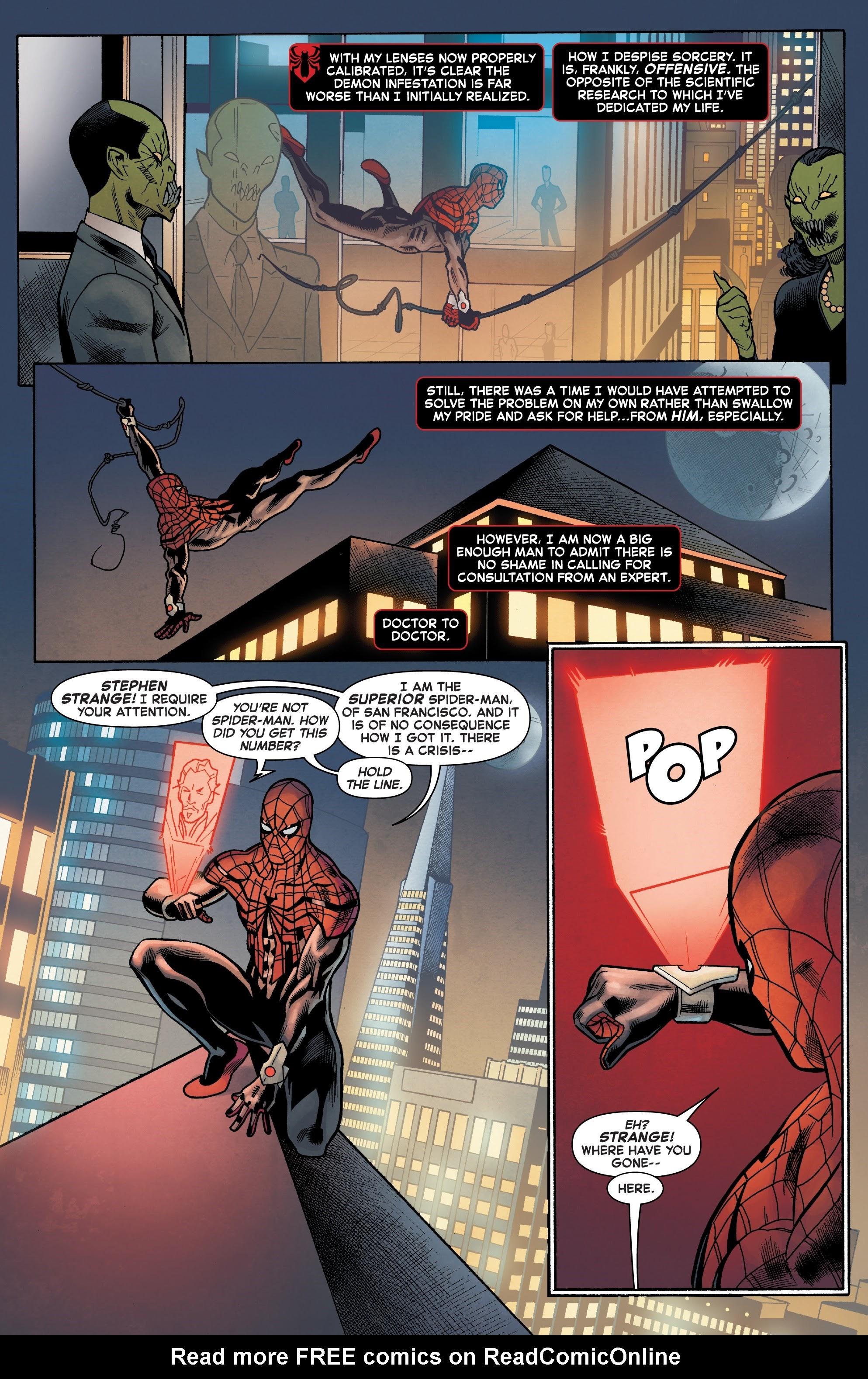Superior Spider-Man (2019) issue 5 - Page 14