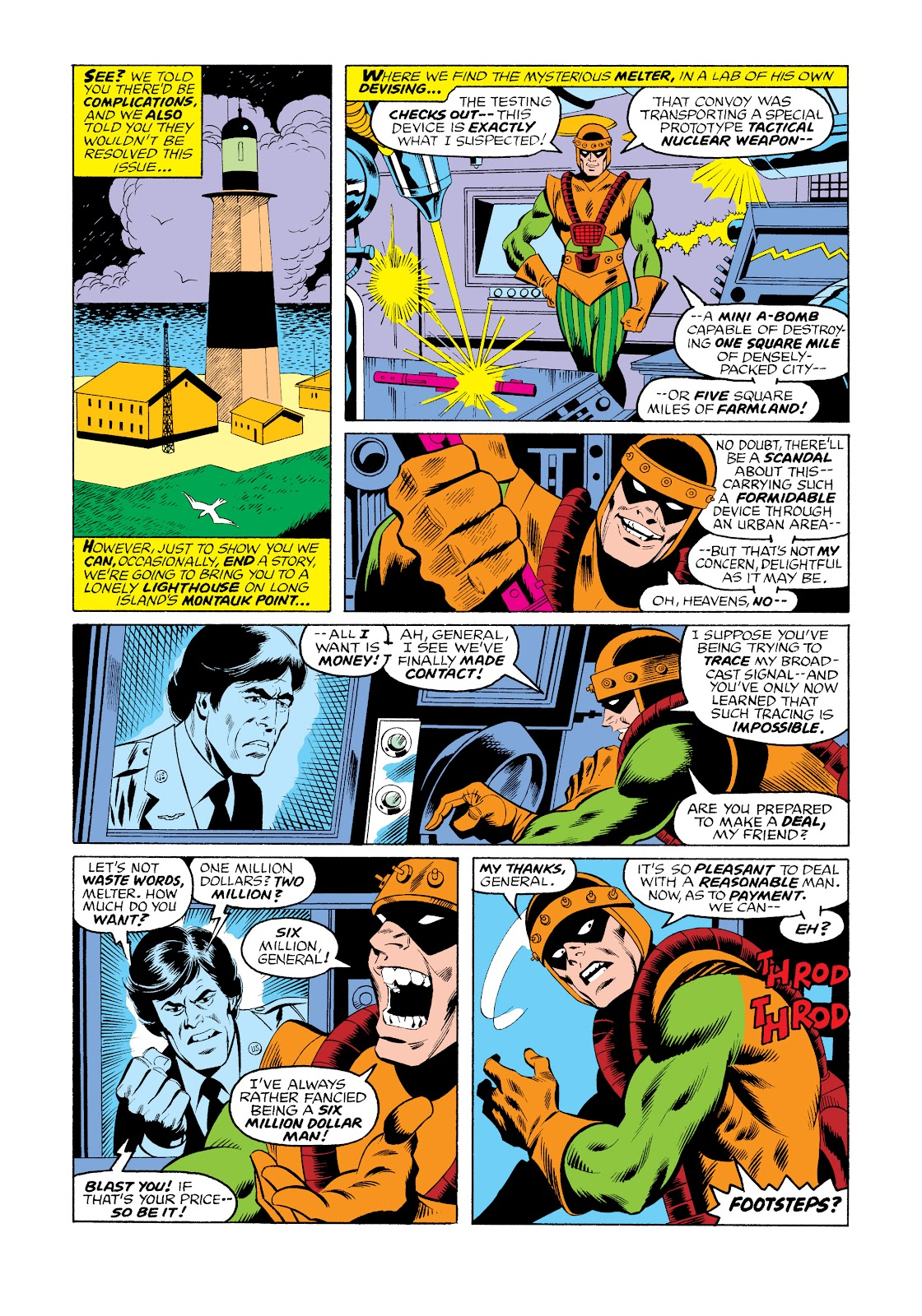 Read online Marvel Masterworks: The Invincible Iron Man comic -  Issue # TPB 11 (Part 3) - 42