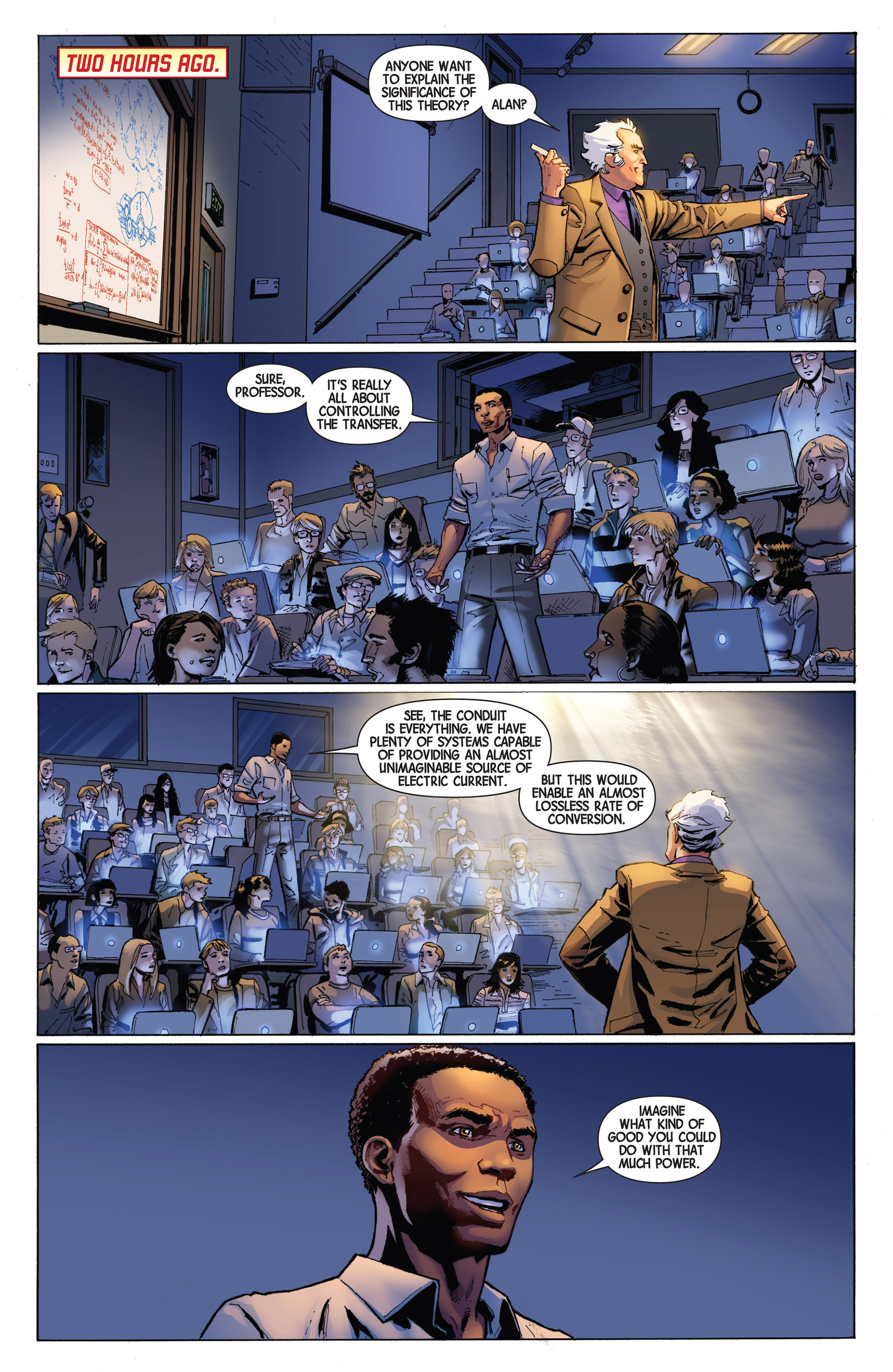 Read online Avengers (2013) comic -  Issue #7 - 19