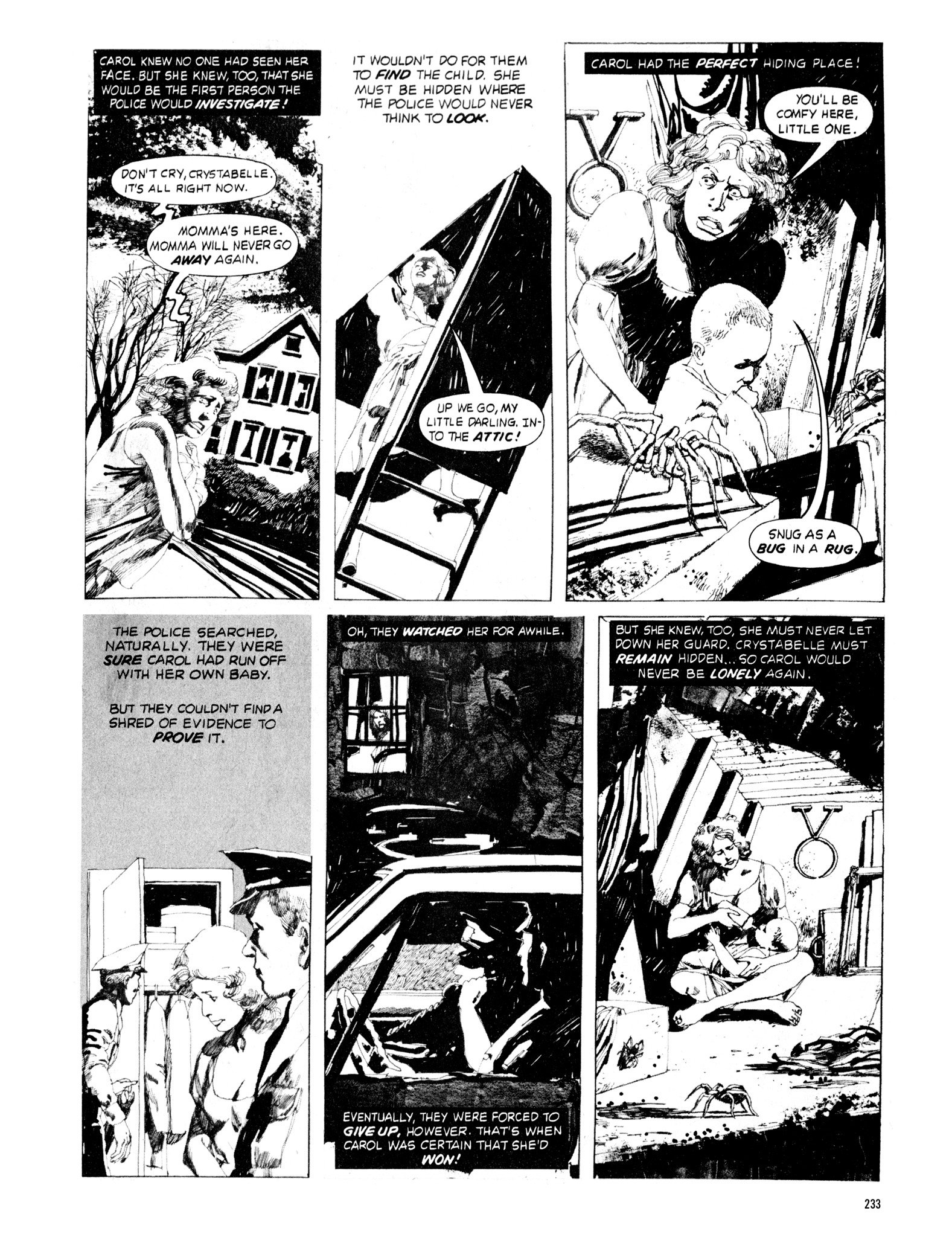 Read online Eerie Archives comic -  Issue # TPB 18 - 230