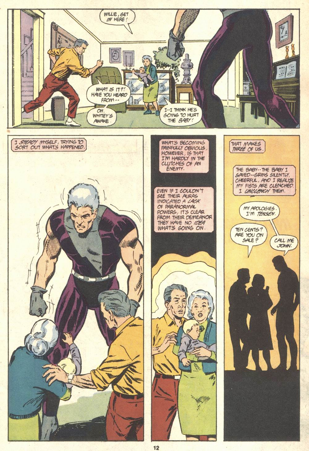 Read online Justice (1986) comic -  Issue #18 - 13
