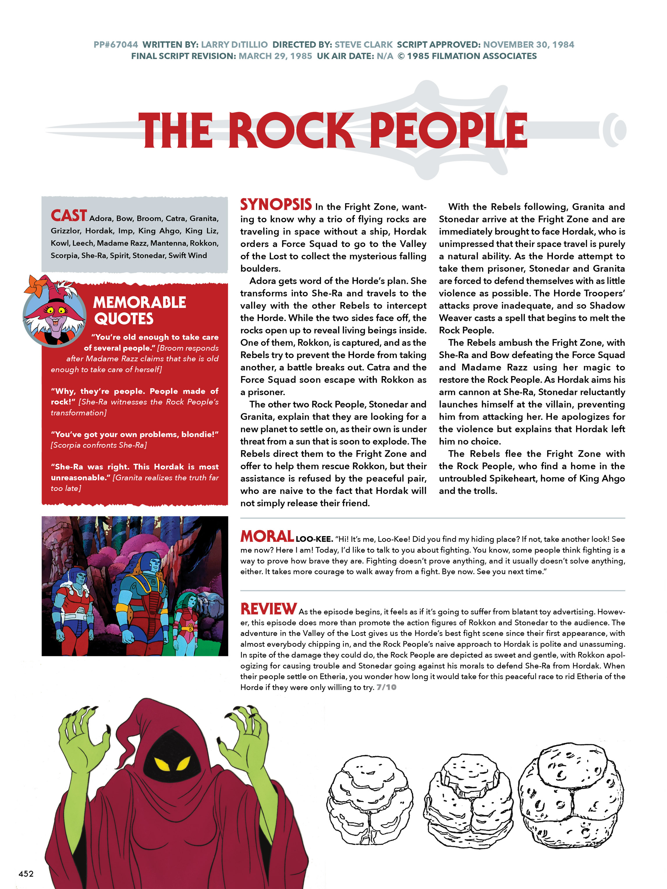 Read online He-Man and She-Ra: A Complete Guide to the Classic Animated Adventures comic -  Issue # TPB (Part 3) - 52