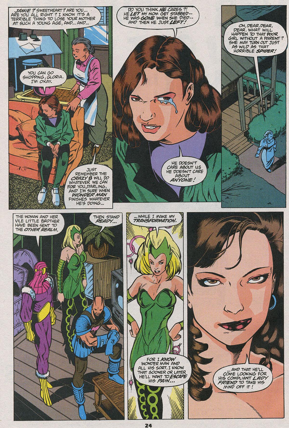 Read online Wonder Man (1991) comic -  Issue #24 - 18