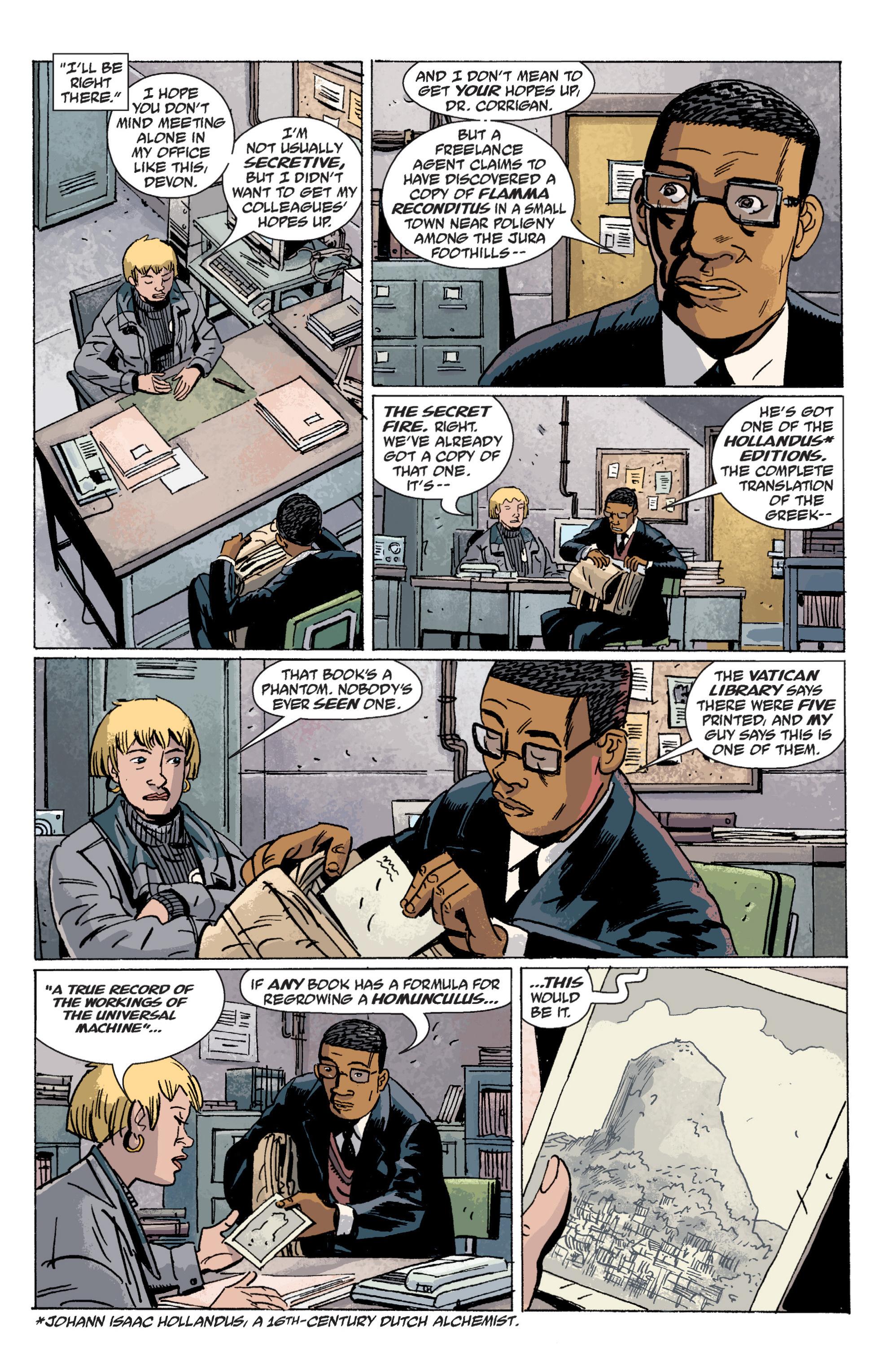 Read online B.P.R.D. (2003) comic -  Issue # TPB 6 - 12