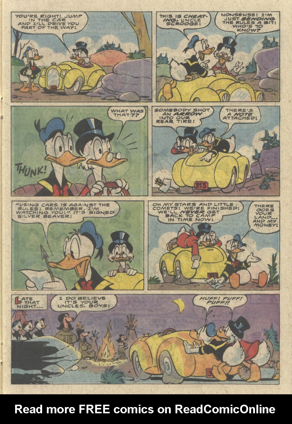 Read online Uncle Scrooge (1953) comic -  Issue #227 - 13