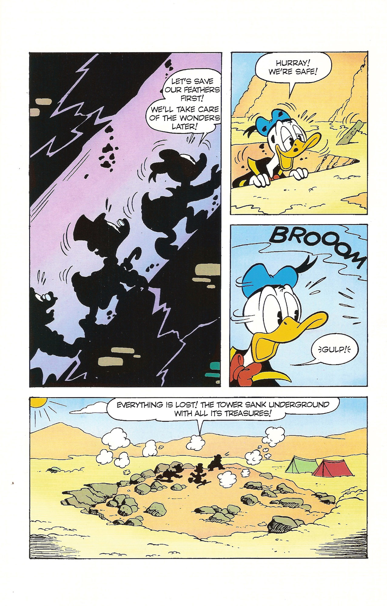 Read online Uncle Scrooge (1953) comic -  Issue #391 - 18