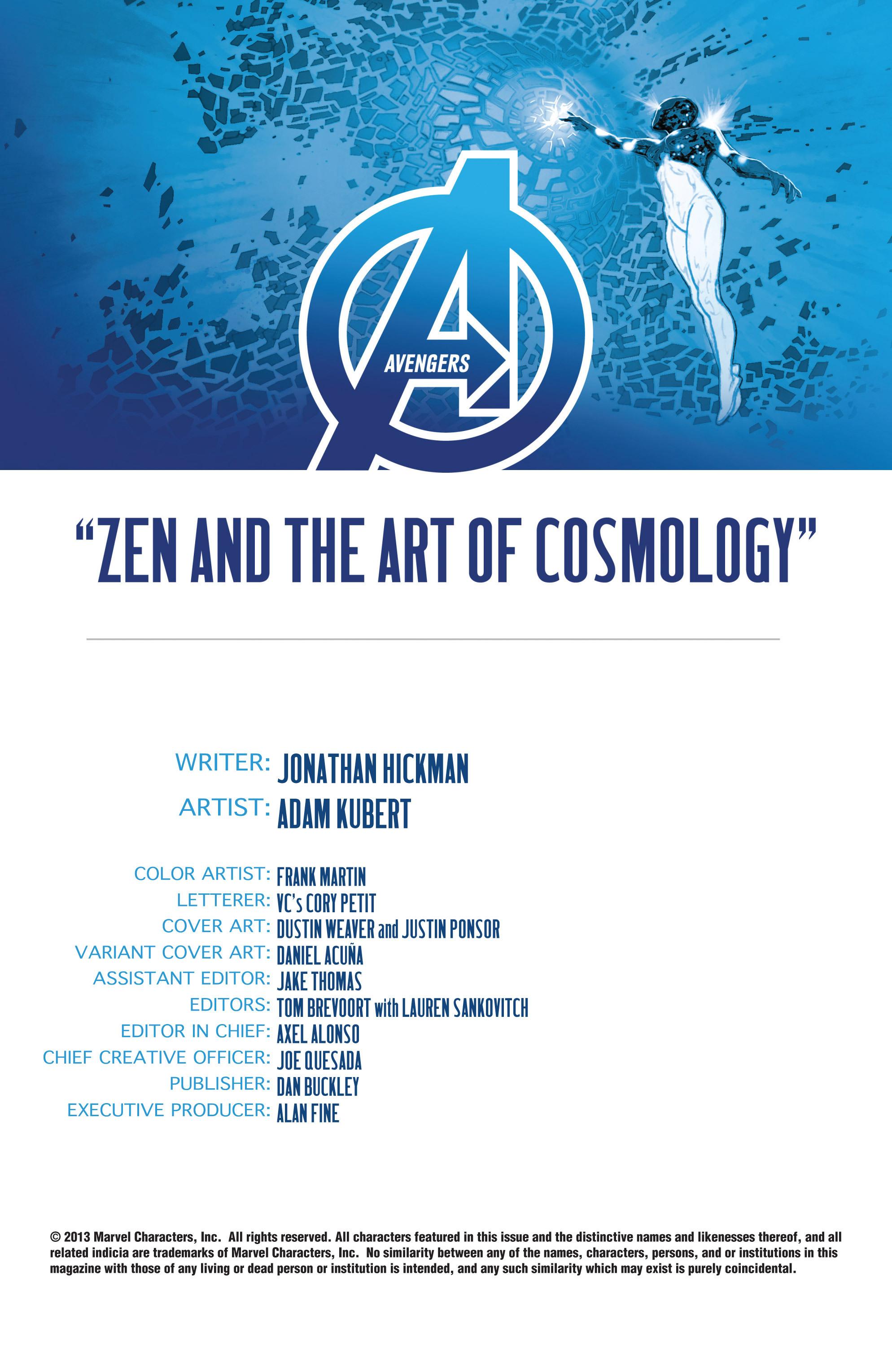 Read online Avengers (2013) comic -  Issue #Avengers (2013) _TPB 1 - 130