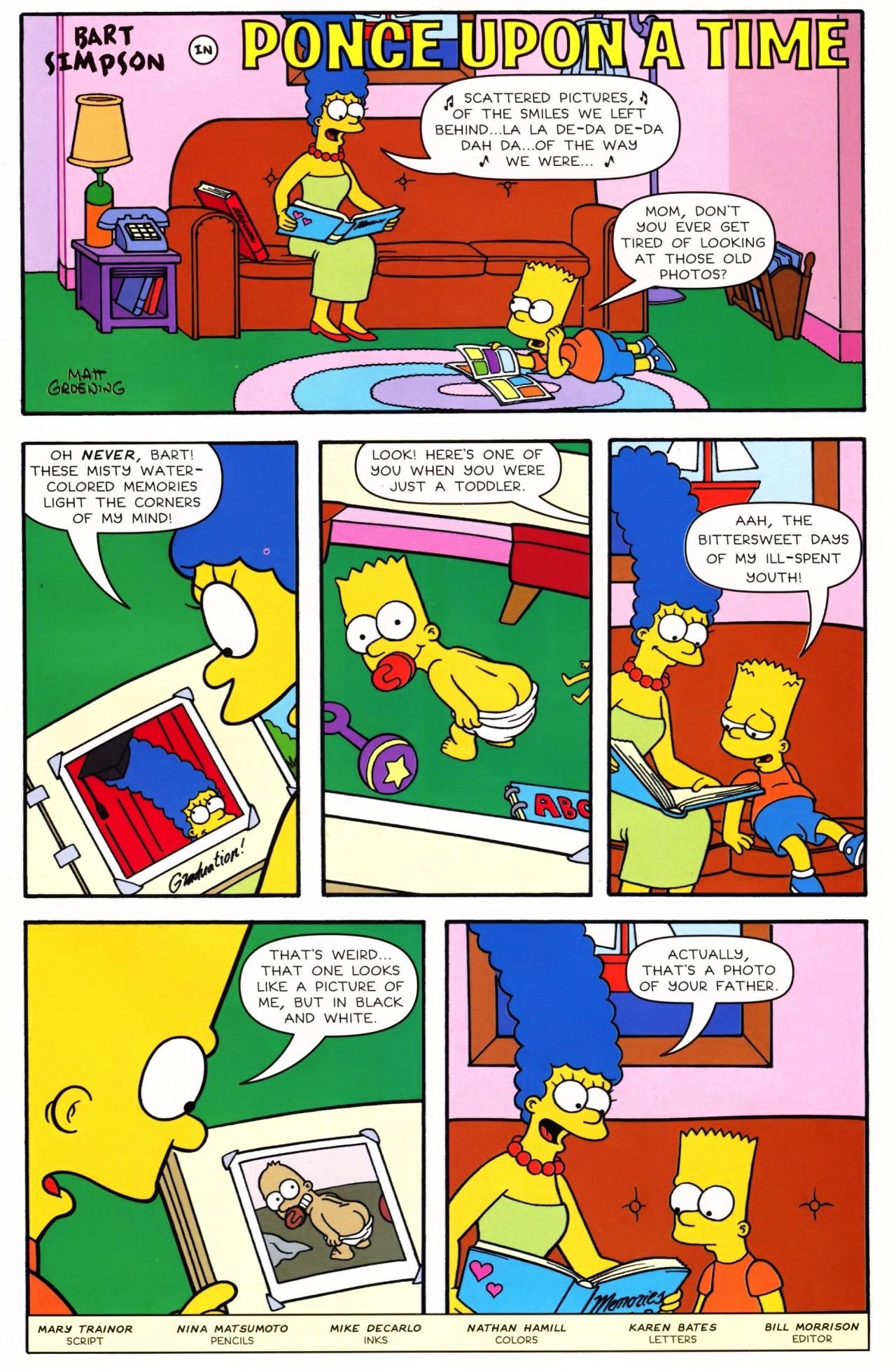 Read online Simpsons Comics Presents Bart Simpson comic -  Issue #42 - 27