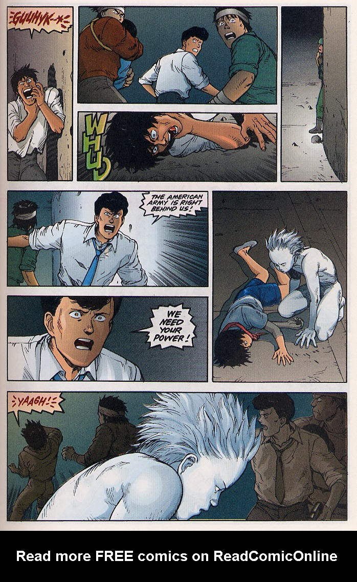 Read online Akira comic -  Issue #32 - 10
