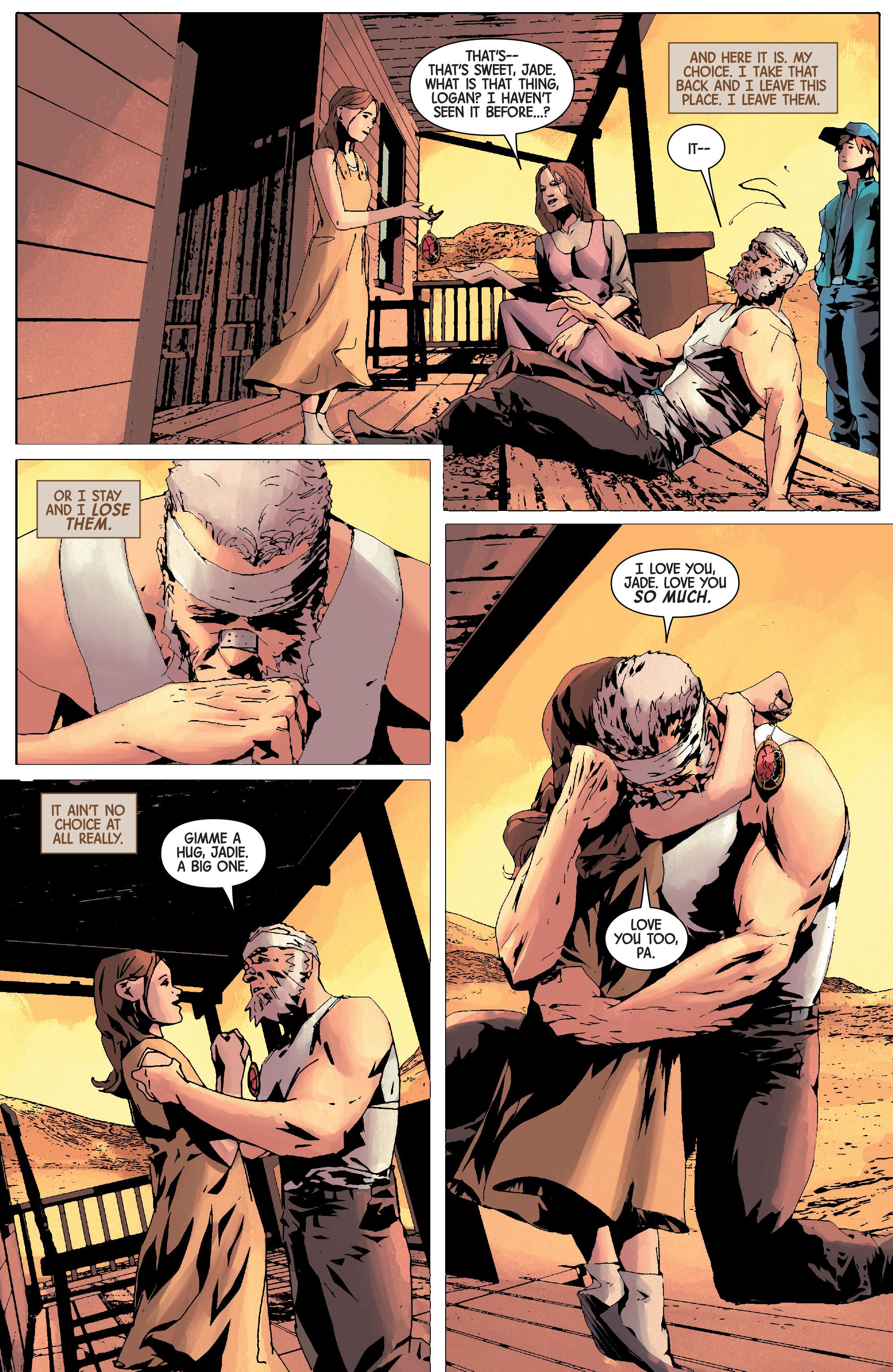 Read online Old Man Logan (2016) comic -  Issue #24 - 17