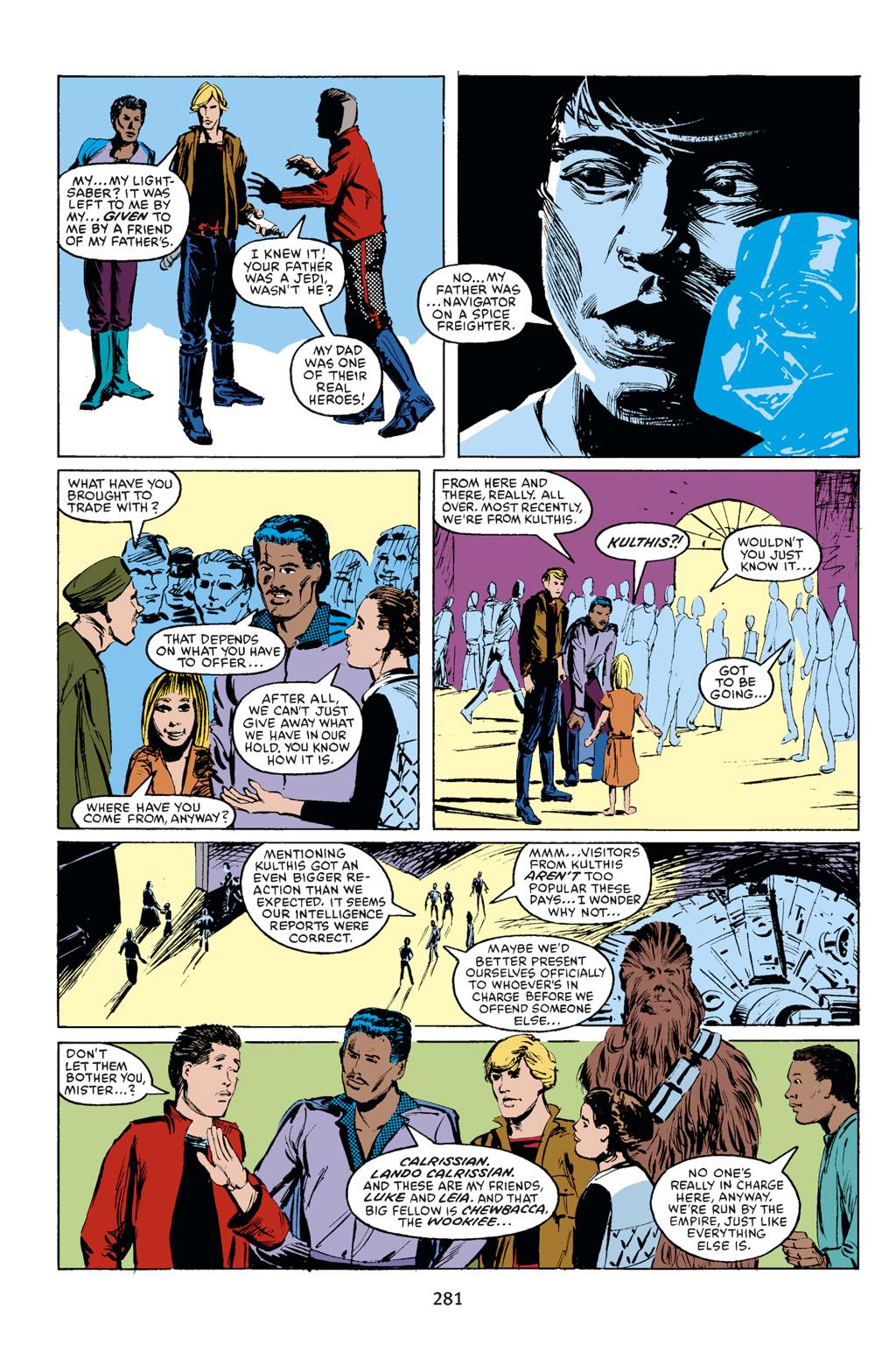 Read online Star Wars Omnibus comic -  Issue # Vol. 18.5 - 1