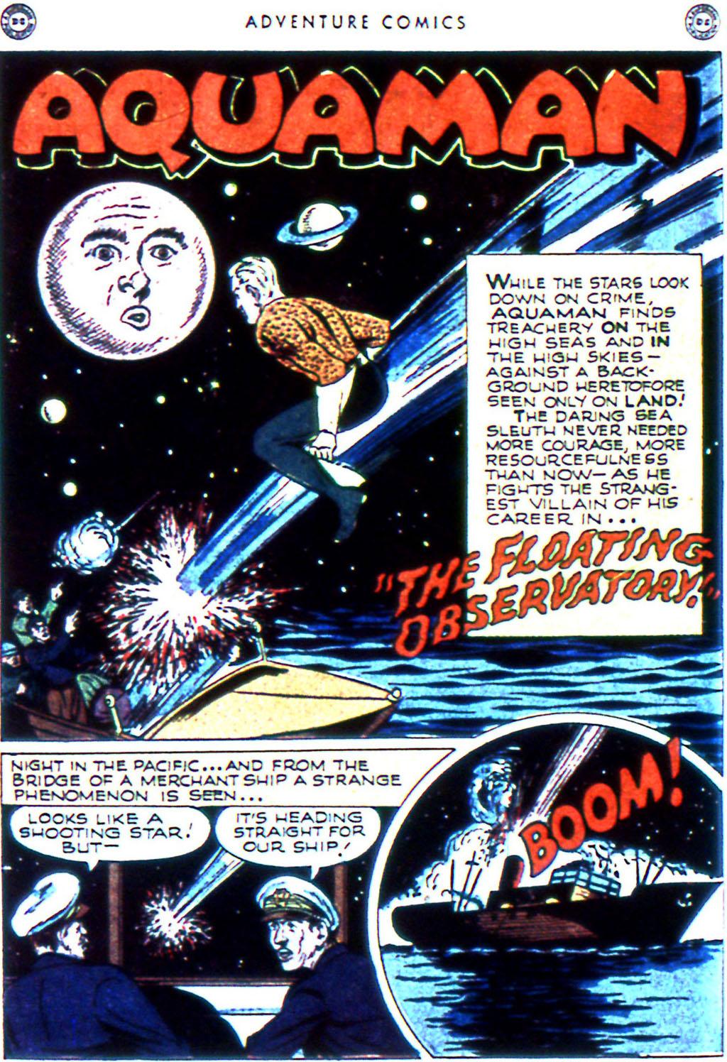 Read online Adventure Comics (1938) comic -  Issue #119 - 14